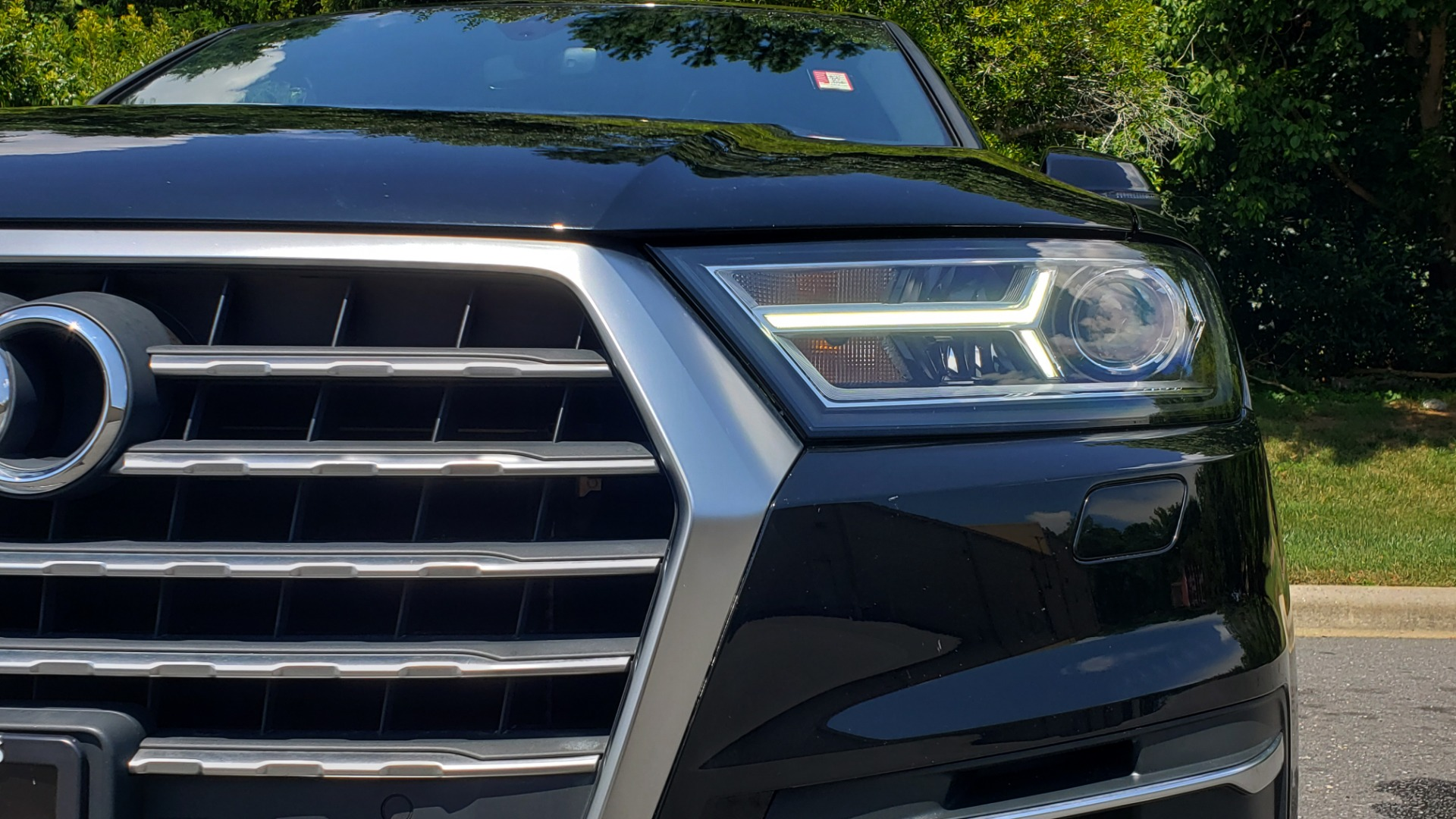 Used 2017 Audi Q7 PREMIUM PLUS / NAV / CLD WTHR / 3-ROW / REARVIEW for sale $35,399 at Formula Imports in Charlotte NC 28227 26