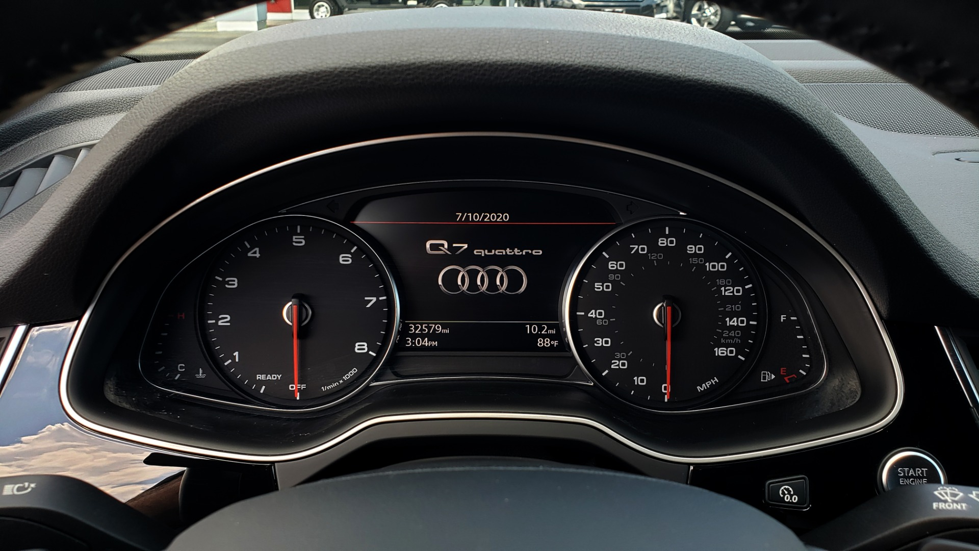 Used 2017 Audi Q7 PREMIUM PLUS / NAV / CLD WTHR / 3-ROW / REARVIEW for sale $35,399 at Formula Imports in Charlotte NC 28227 42