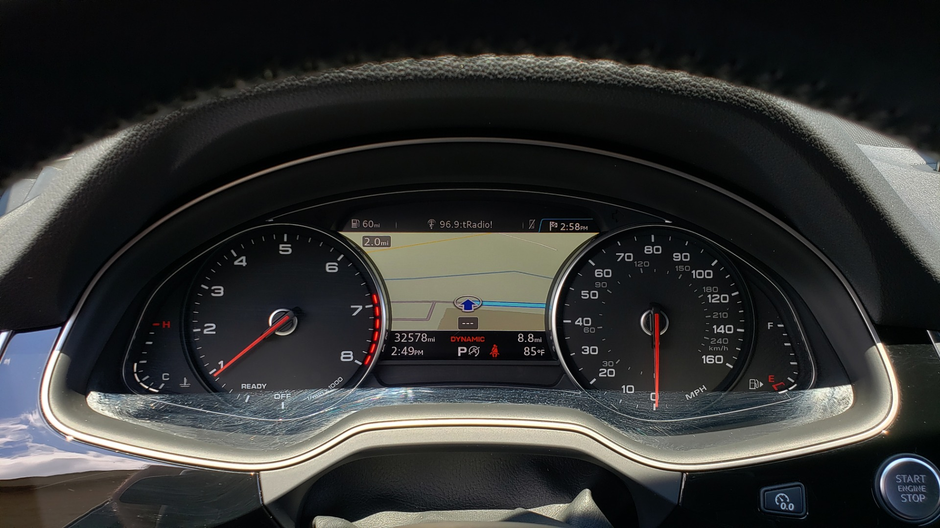 Used 2017 Audi Q7 PREMIUM PLUS / NAV / CLD WTHR / 3-ROW / REARVIEW for sale $35,399 at Formula Imports in Charlotte NC 28227 45