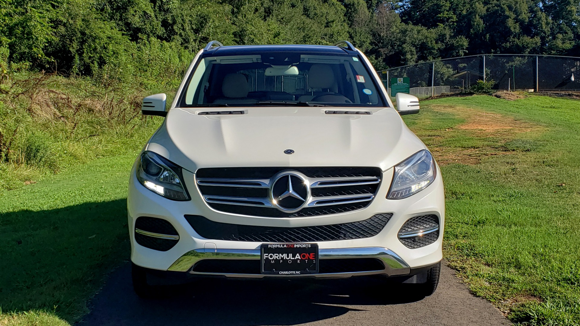 Used 2017 Mercedes-Benz GLE GLE 350 for sale $32,595 at Formula Imports in Charlotte NC 28227 10