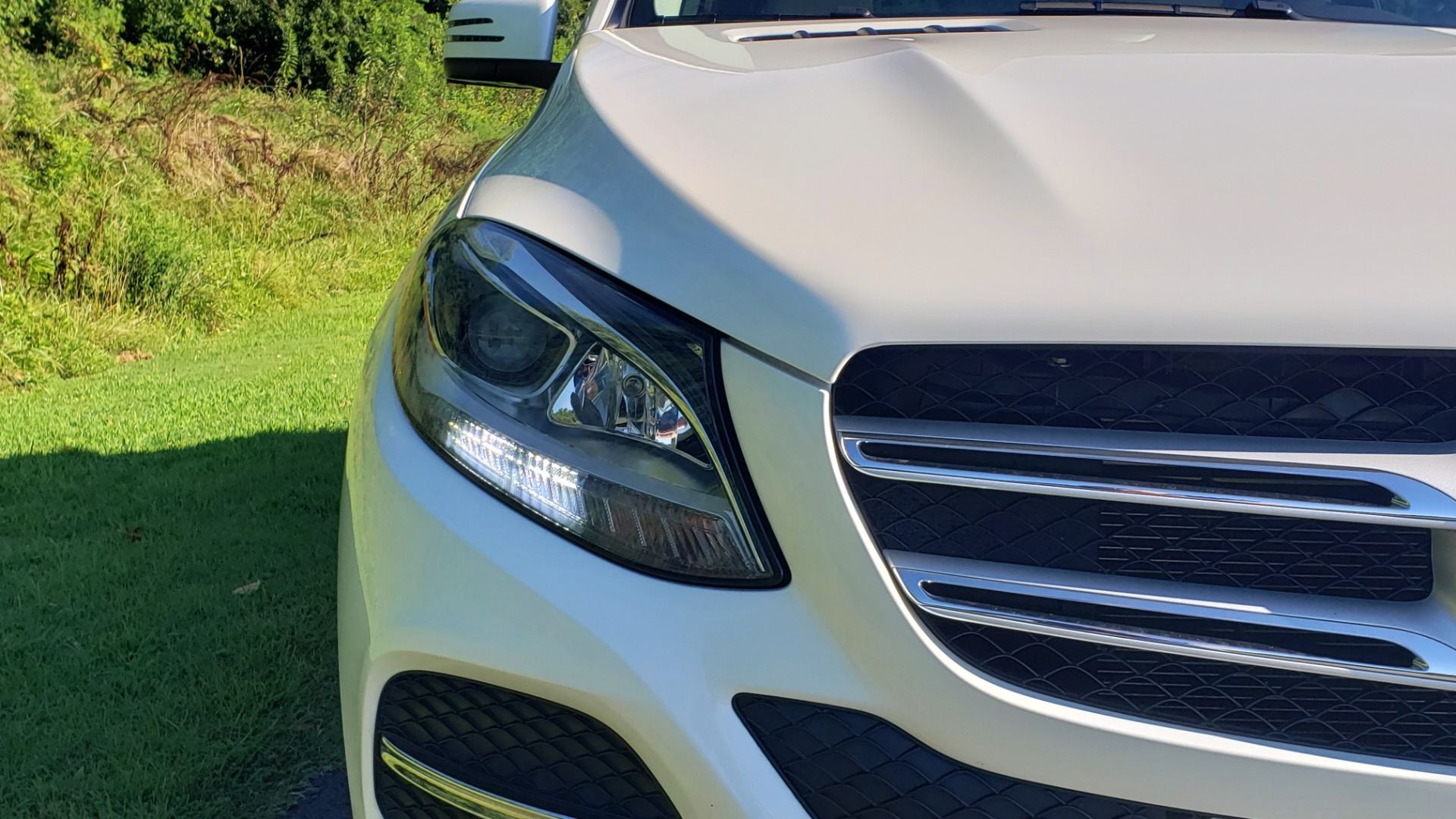 Used 2017 Mercedes-Benz GLE GLE 350 for sale $32,595 at Formula Imports in Charlotte NC 28227 11