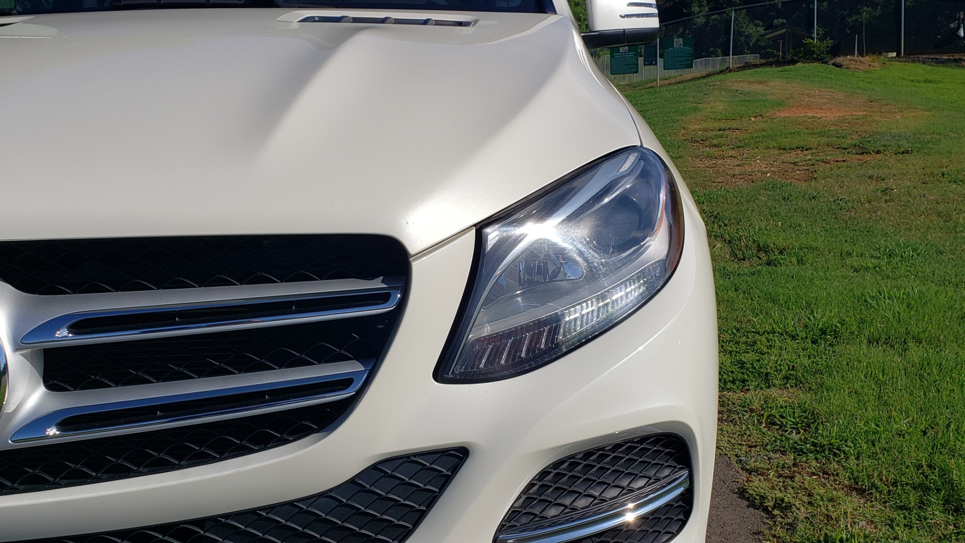 Used 2017 Mercedes-Benz GLE GLE 350 for sale $32,595 at Formula Imports in Charlotte NC 28227 12