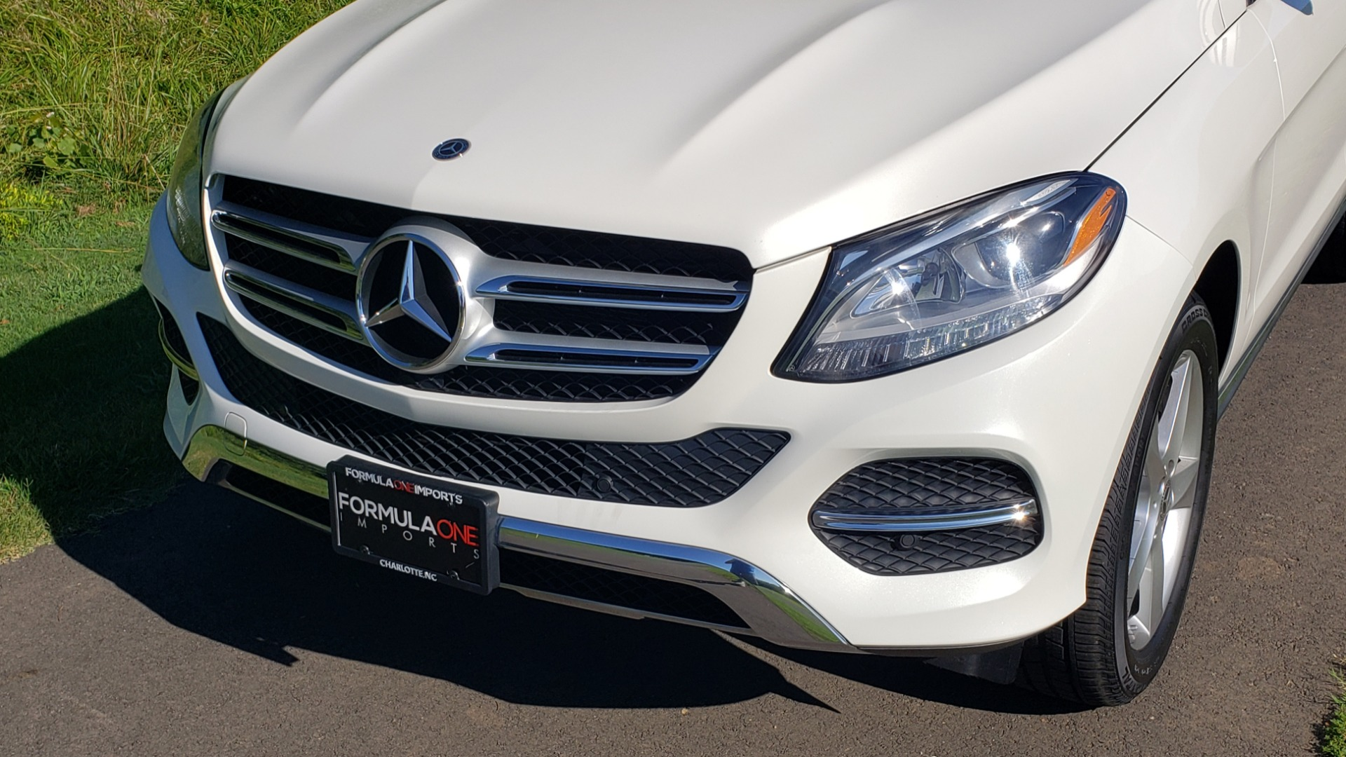Used 2017 Mercedes-Benz GLE GLE 350 for sale $32,595 at Formula Imports in Charlotte NC 28227 13