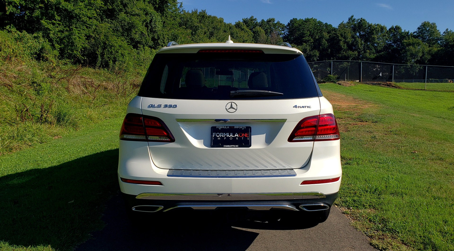 Used 2017 Mercedes-Benz GLE GLE 350 for sale $32,595 at Formula Imports in Charlotte NC 28227 28