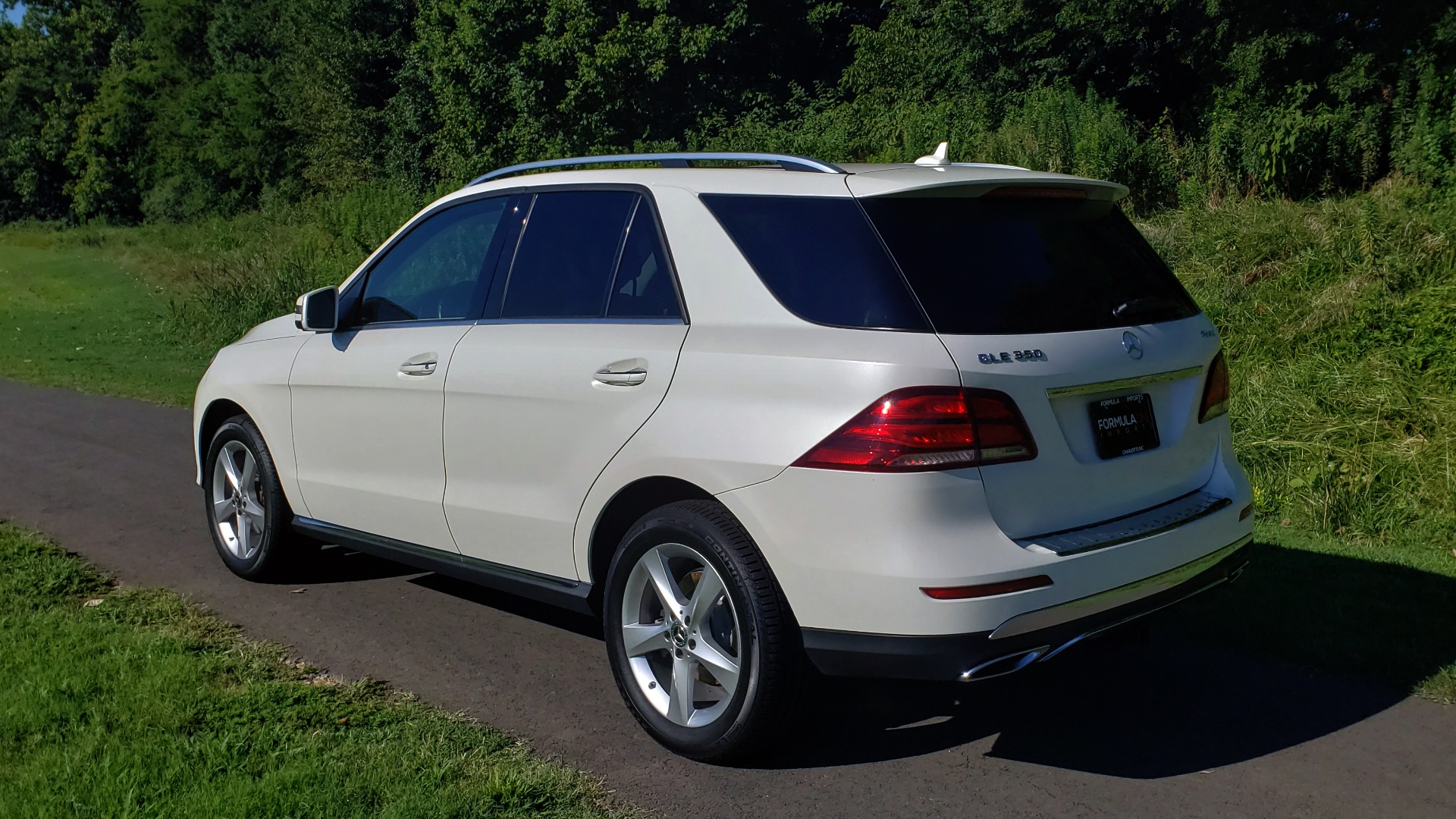 Used 2017 Mercedes-Benz GLE GLE 350 for sale $32,595 at Formula Imports in Charlotte NC 28227 3