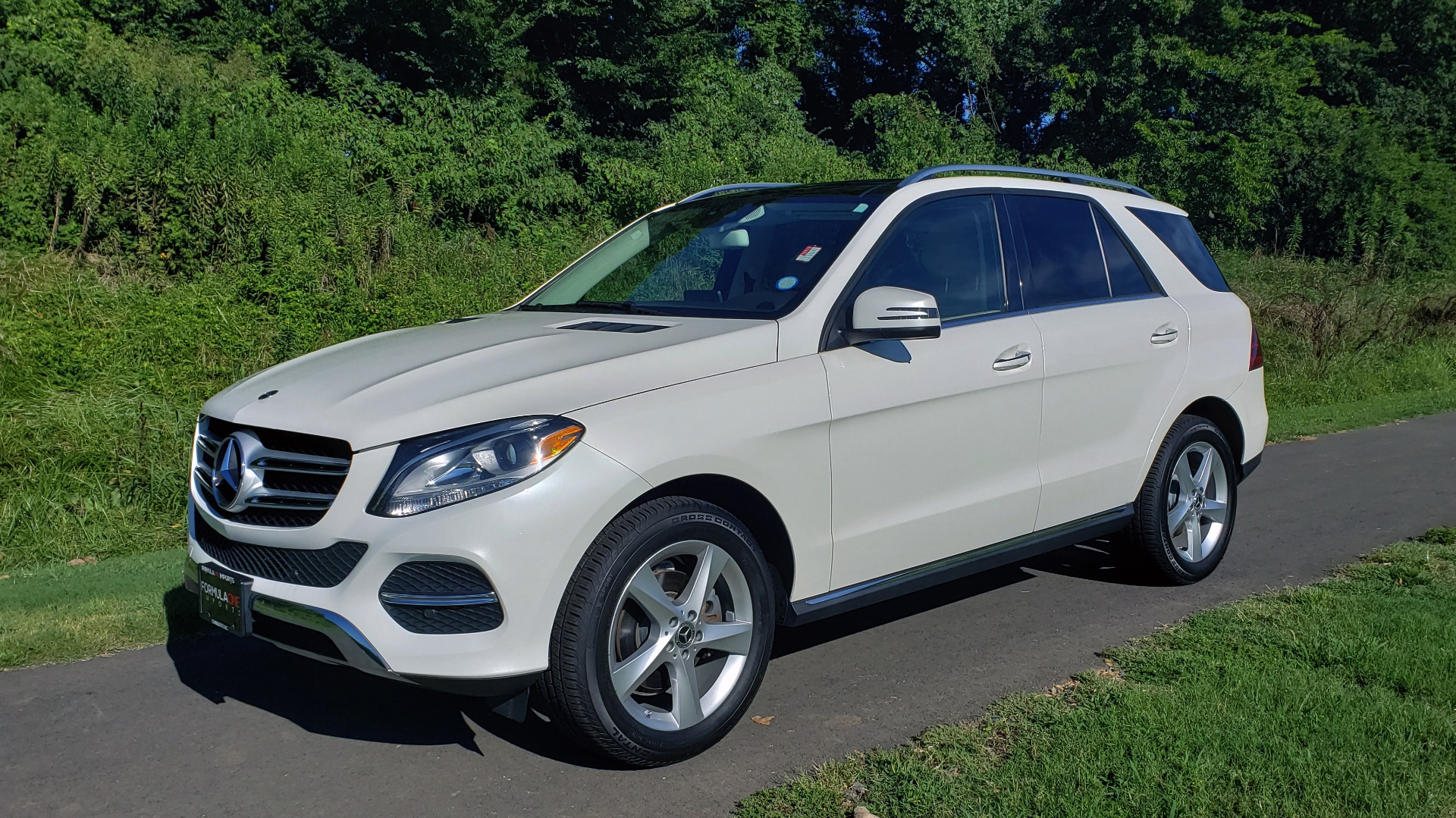Used 2017 Mercedes-Benz GLE GLE 350 for sale $32,595 at Formula Imports in Charlotte NC 28227 4