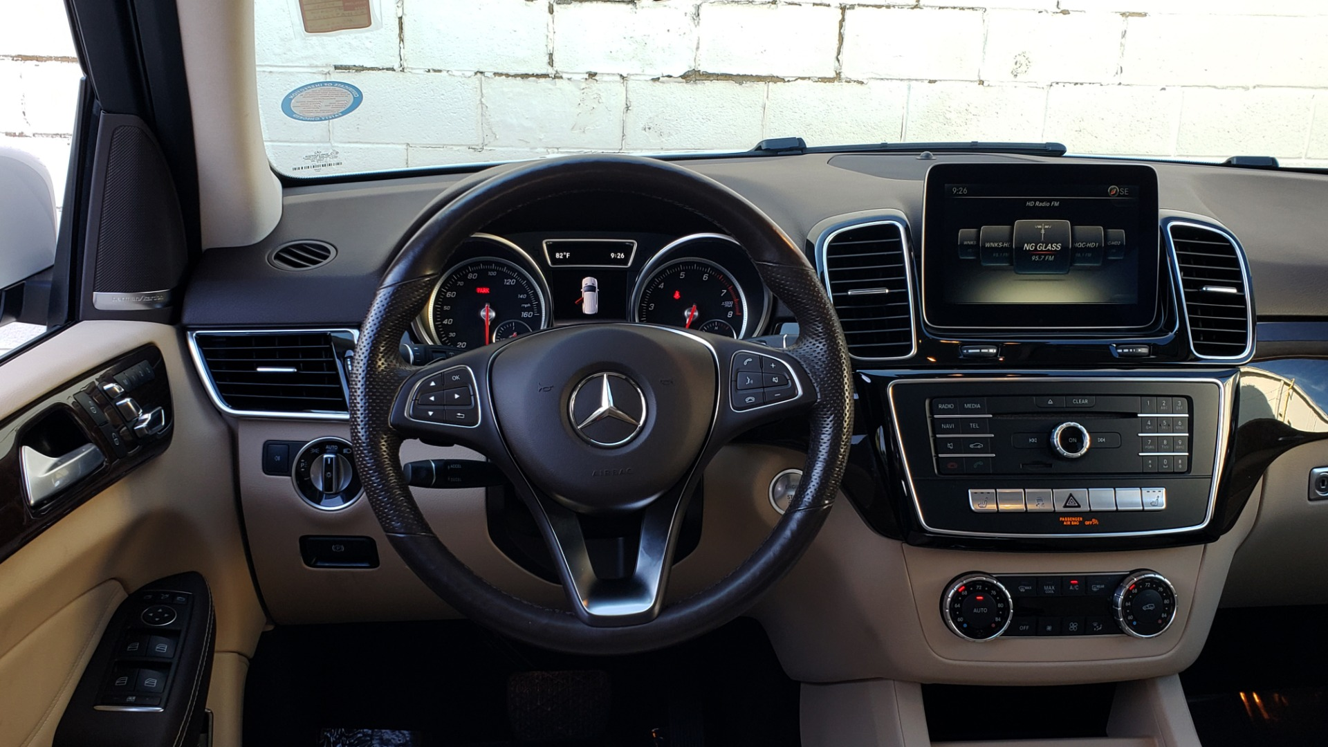Used 2017 Mercedes-Benz GLE GLE 350 for sale $32,595 at Formula Imports in Charlotte NC 28227 48