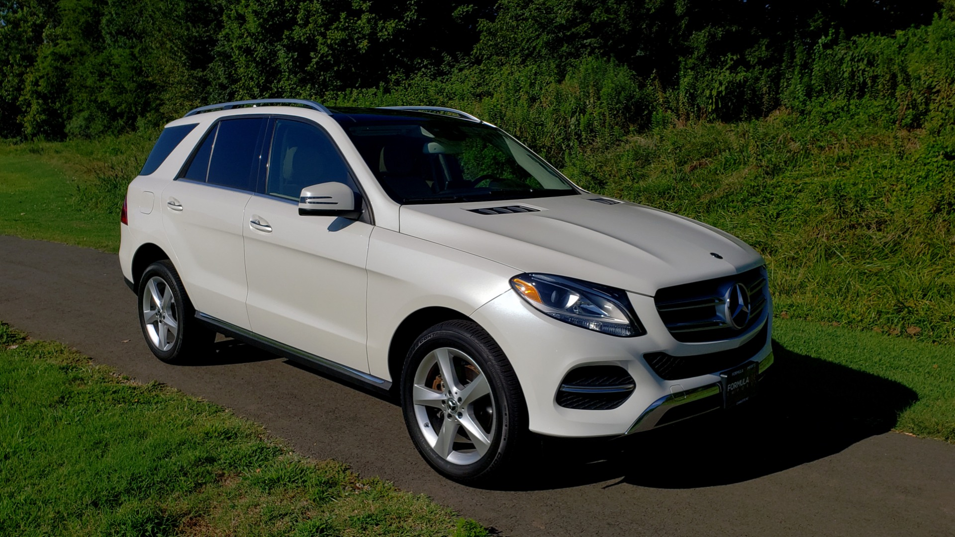 Used 2017 Mercedes-Benz GLE GLE 350 for sale $32,595 at Formula Imports in Charlotte NC 28227 5