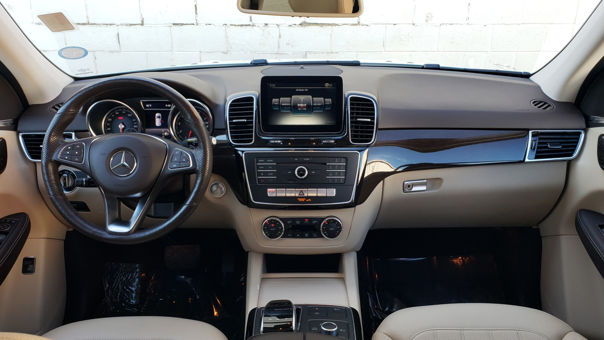 Used 2017 Mercedes-Benz GLE GLE 350 for sale $32,595 at Formula Imports in Charlotte NC 28227 83