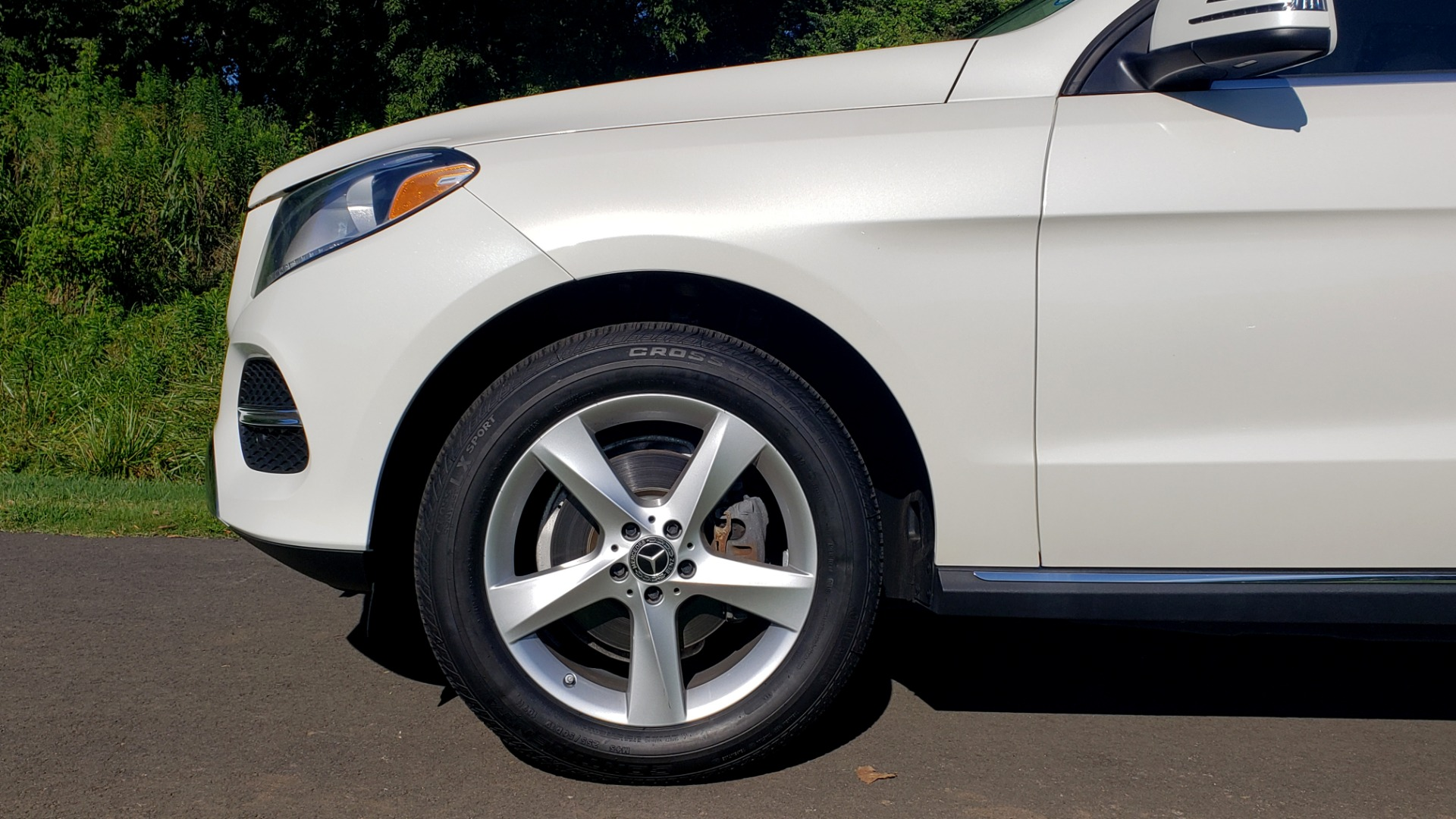 Used 2017 Mercedes-Benz GLE GLE 350 for sale $32,595 at Formula Imports in Charlotte NC 28227 86