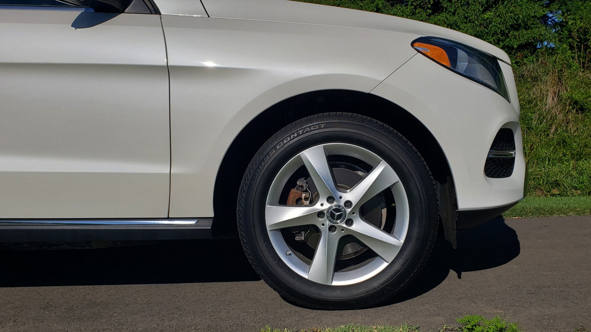 Used 2017 Mercedes-Benz GLE GLE 350 for sale $32,595 at Formula Imports in Charlotte NC 28227 89