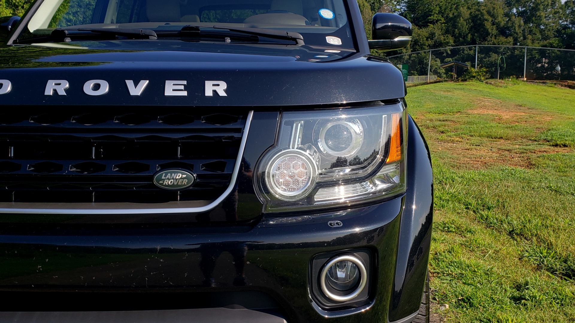 Used 2016 Land Rover LR4 HSE LUX LANDMARK EDITION / NAV / HTD STS / SUNROOF / REARVIEW for sale Sold at Formula Imports in Charlotte NC 28227 13