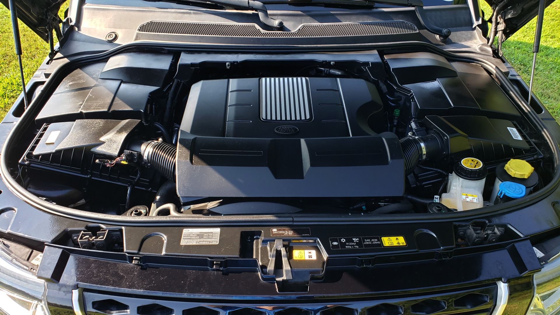 Used 2016 Land Rover LR4 HSE LUX LANDMARK EDITION / NAV / HTD STS / SUNROOF / REARVIEW for sale Sold at Formula Imports in Charlotte NC 28227 23