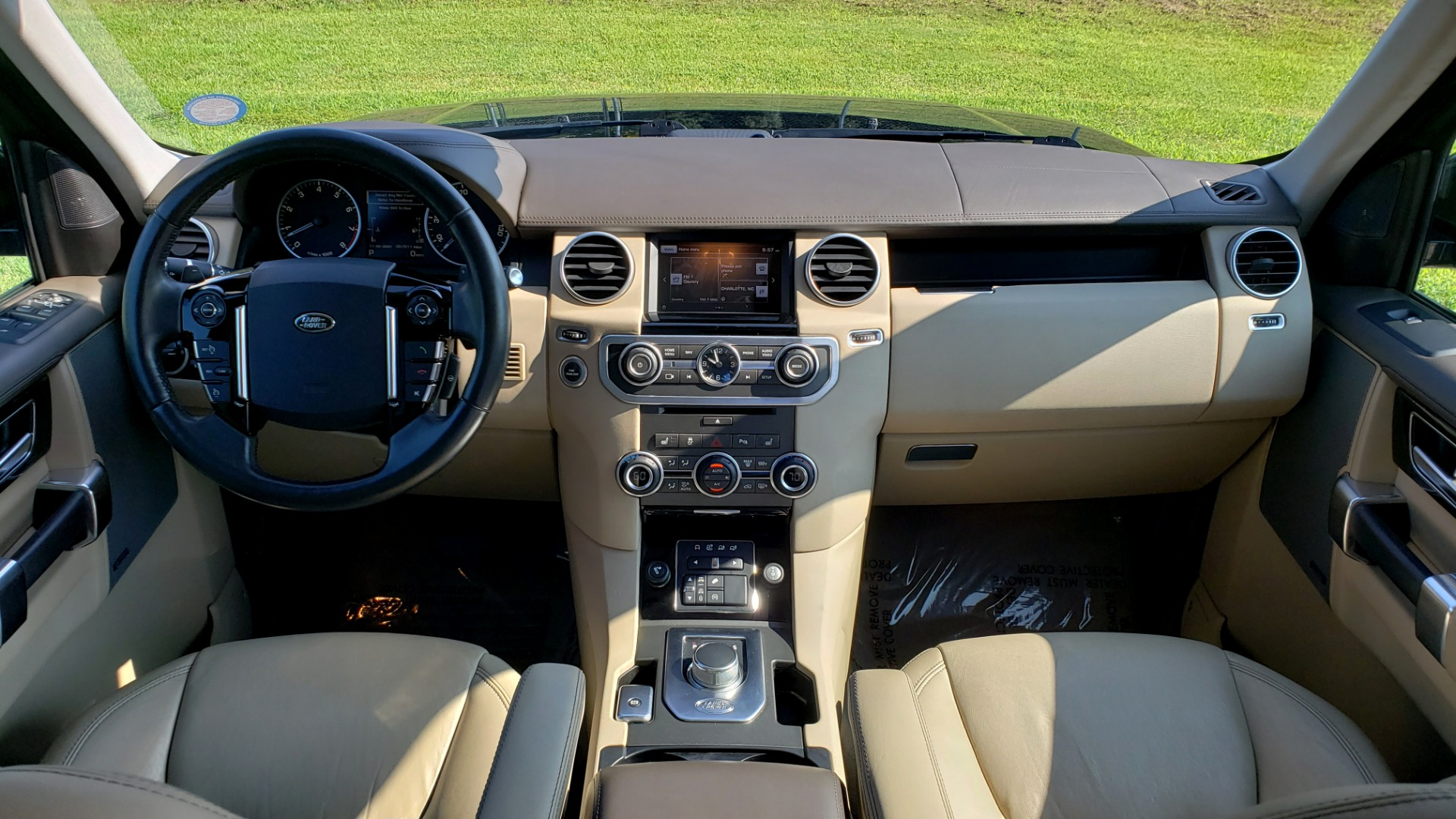 Used 2016 Land Rover LR4 HSE LUX LANDMARK EDITION / NAV / HTD STS / SUNROOF / REARVIEW for sale Sold at Formula Imports in Charlotte NC 28227 76