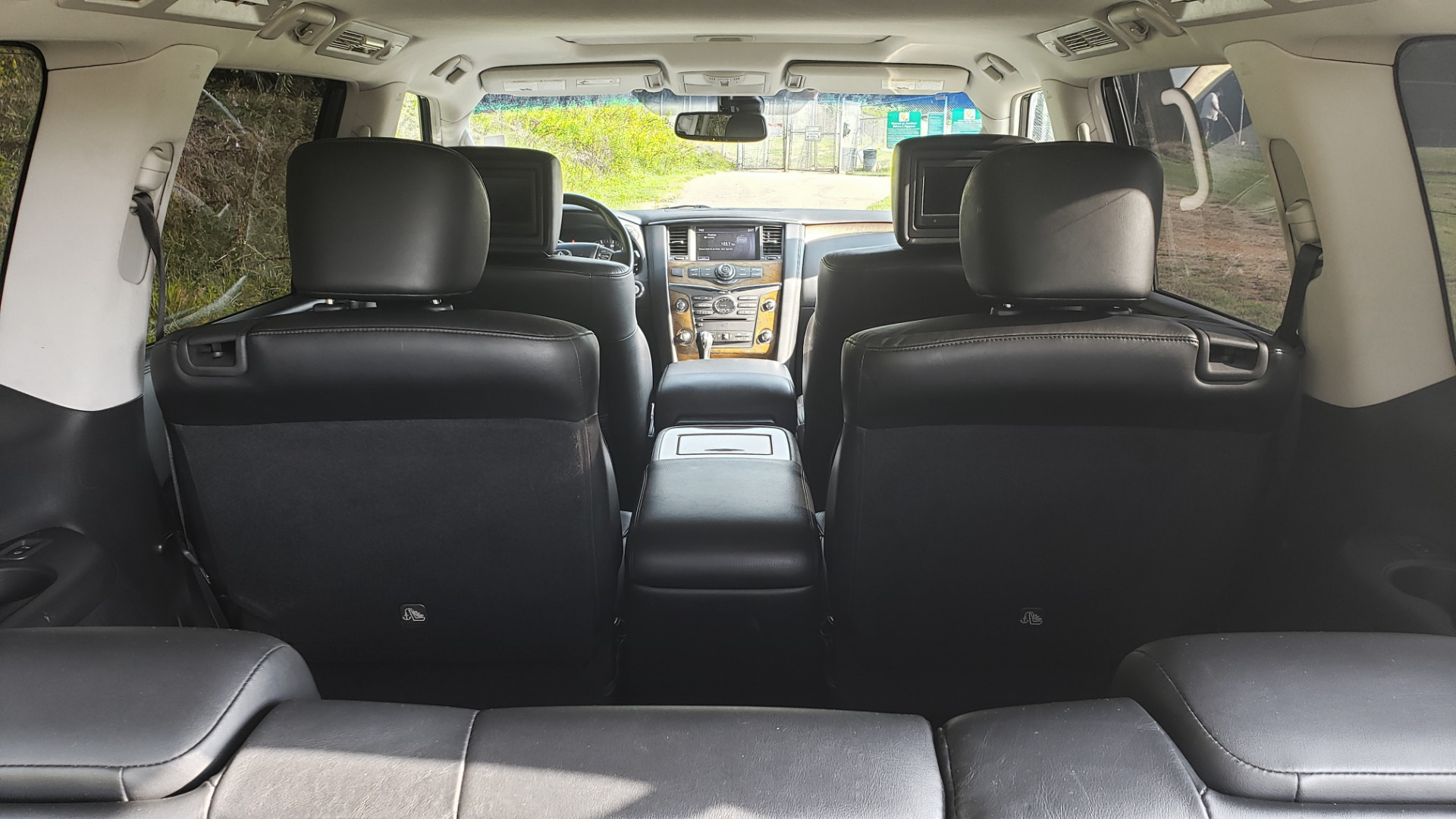 Used 2013 INFINITI QX56 THEATER PKG / NAV / SUNROOF / HEATED SEATS / REARVIEW for sale Sold at Formula Imports in Charlotte NC 28227 19