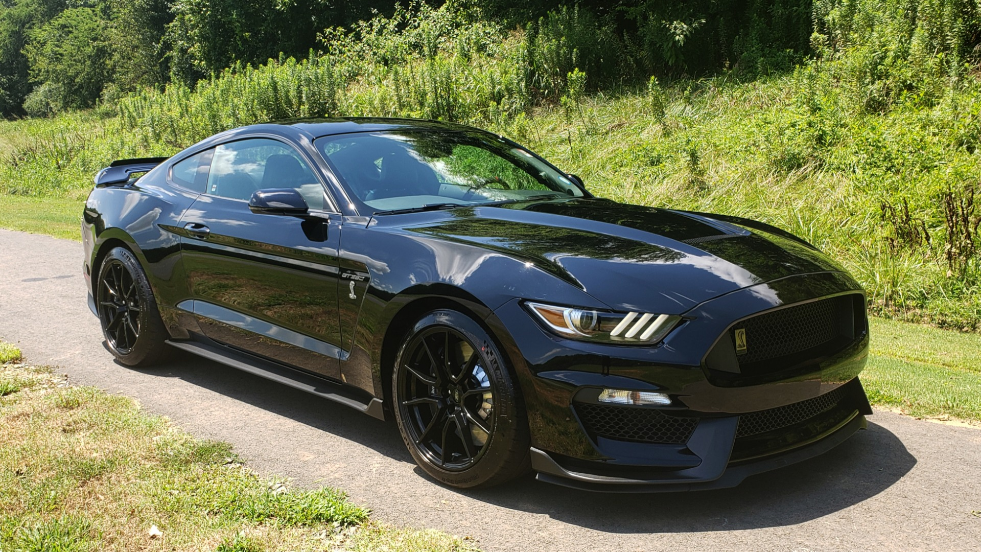 Used 2019 Ford MUSTANG SHELBY GT350 COUPE / TECH PKG / B&O SND / NAV / HNDLNG PKG / REARVIEW for sale Sold at Formula Imports in Charlotte NC 28227 4