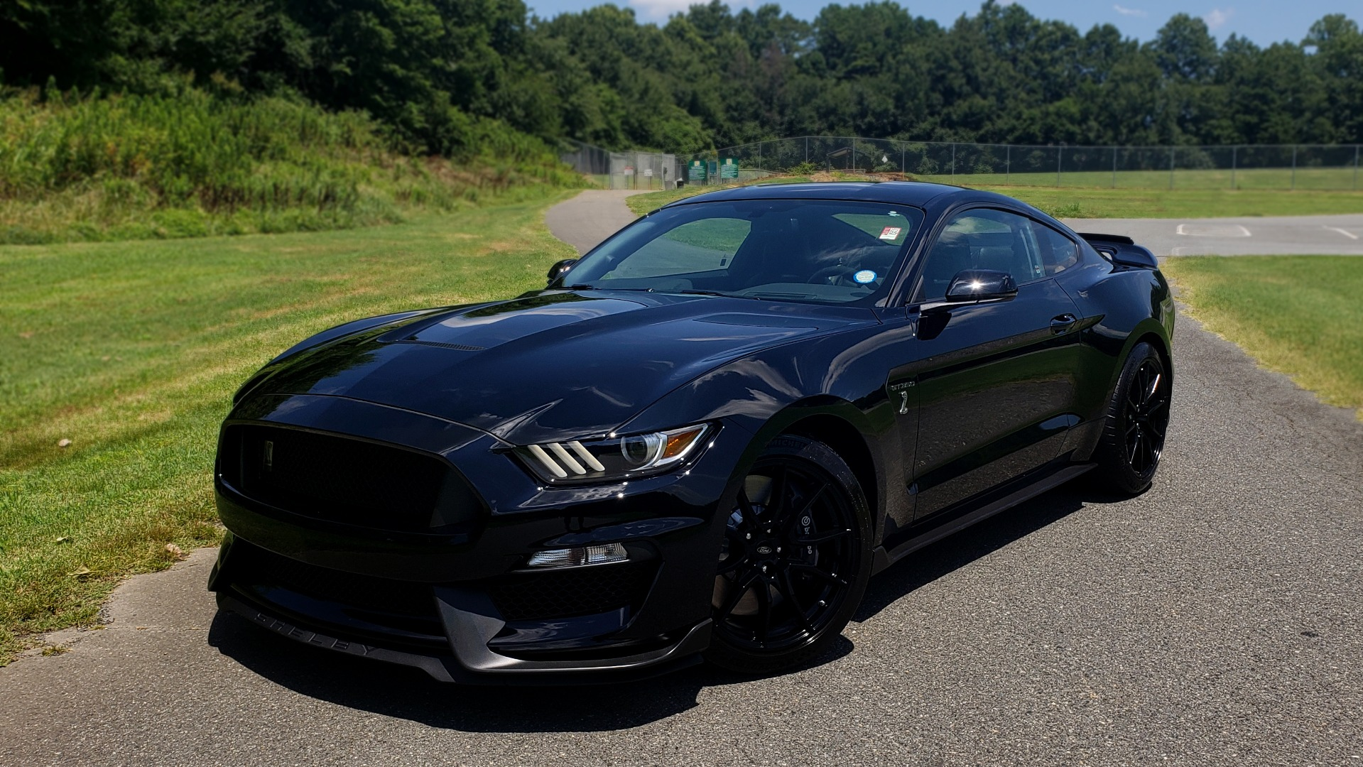 Used 2019 Ford MUSTANG SHELBY GT350 COUPE / TECH PKG / B&O SND / NAV / HNDLNG PKG / REARVIEW for sale Sold at Formula Imports in Charlotte NC 28227 1