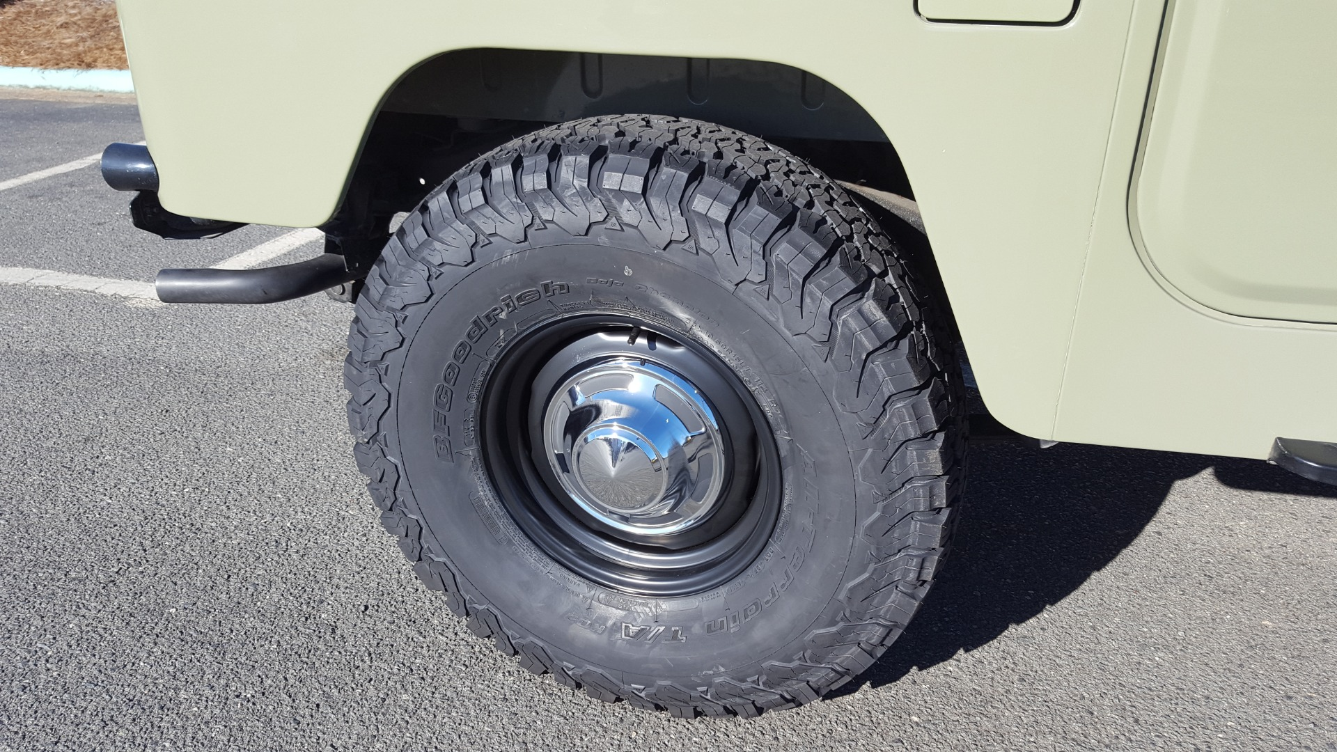 Used 1981 Toyota FJ40 LAND CRUISER FULL RESTORATION - 6500KM SINCE COMPLETE for sale $43,995 at Formula Imports in Charlotte NC 28227 23