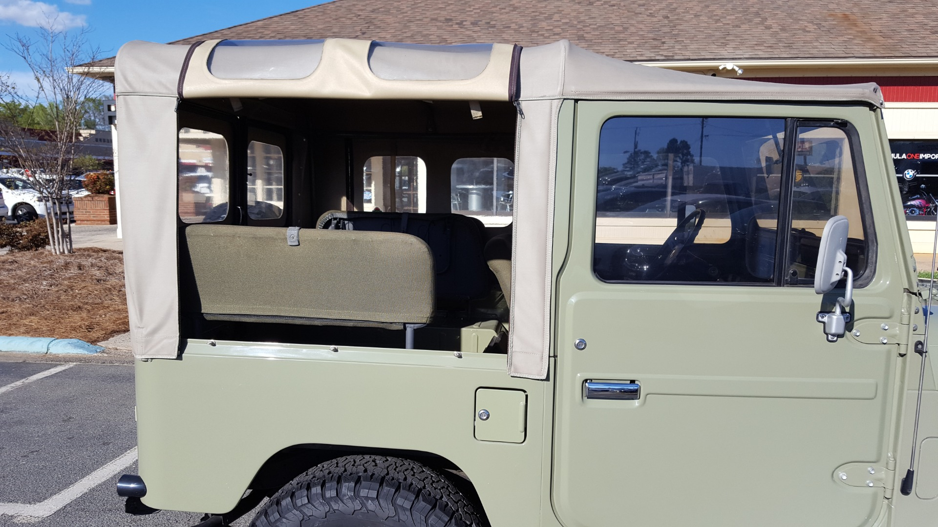 Used 1981 Toyota FJ40 LAND CRUISER 4X4 / FULL RESTORATION / 6500KM SINCE COMPLETE for sale Sold at Formula Imports in Charlotte NC 28227 27