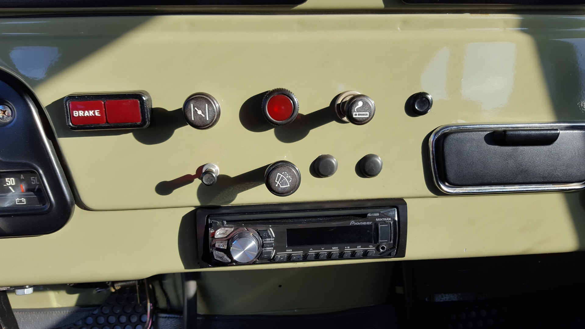Used 1981 Toyota FJ40 LAND CRUISER FULL RESTORATION - 6500KM SINCE COMPLETE for sale $40,995 at Formula Imports in Charlotte NC 28227 62