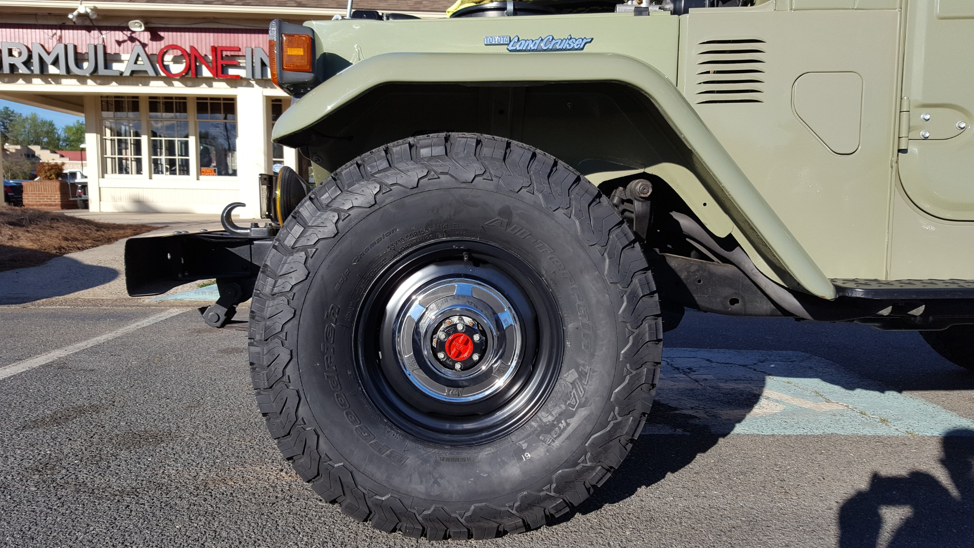 Used 1981 Toyota FJ40 LAND CRUISER 4X4 / FULL RESTORATION / 6500KM SINCE COMPLETE for sale Sold at Formula Imports in Charlotte NC 28227 91
