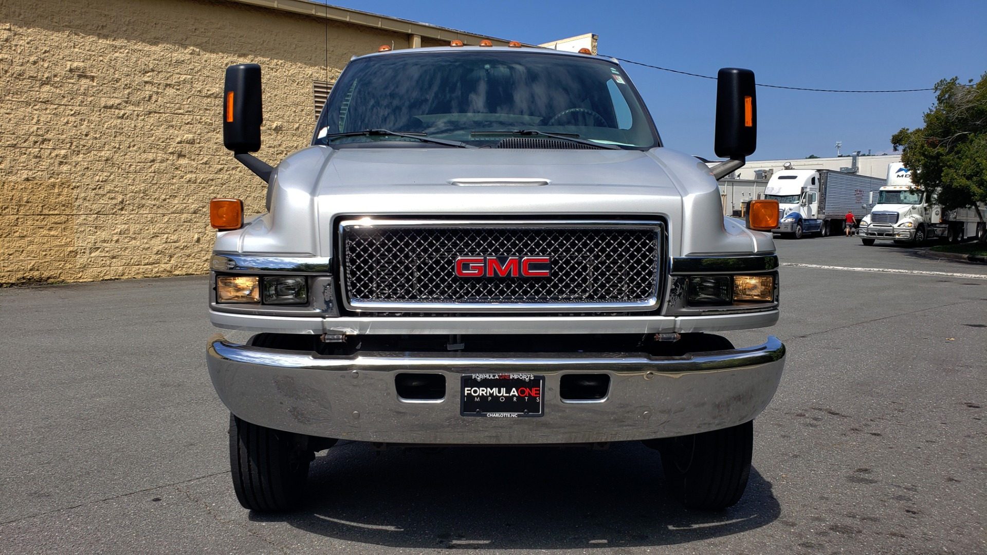 Used 2006 GMC TC4500 CREWCAB 4X4 6.6L DURAMAX / ALLISON TRANS / A/C / CRUISE CONTROL for sale Sold at Formula Imports in Charlotte NC 28227 13