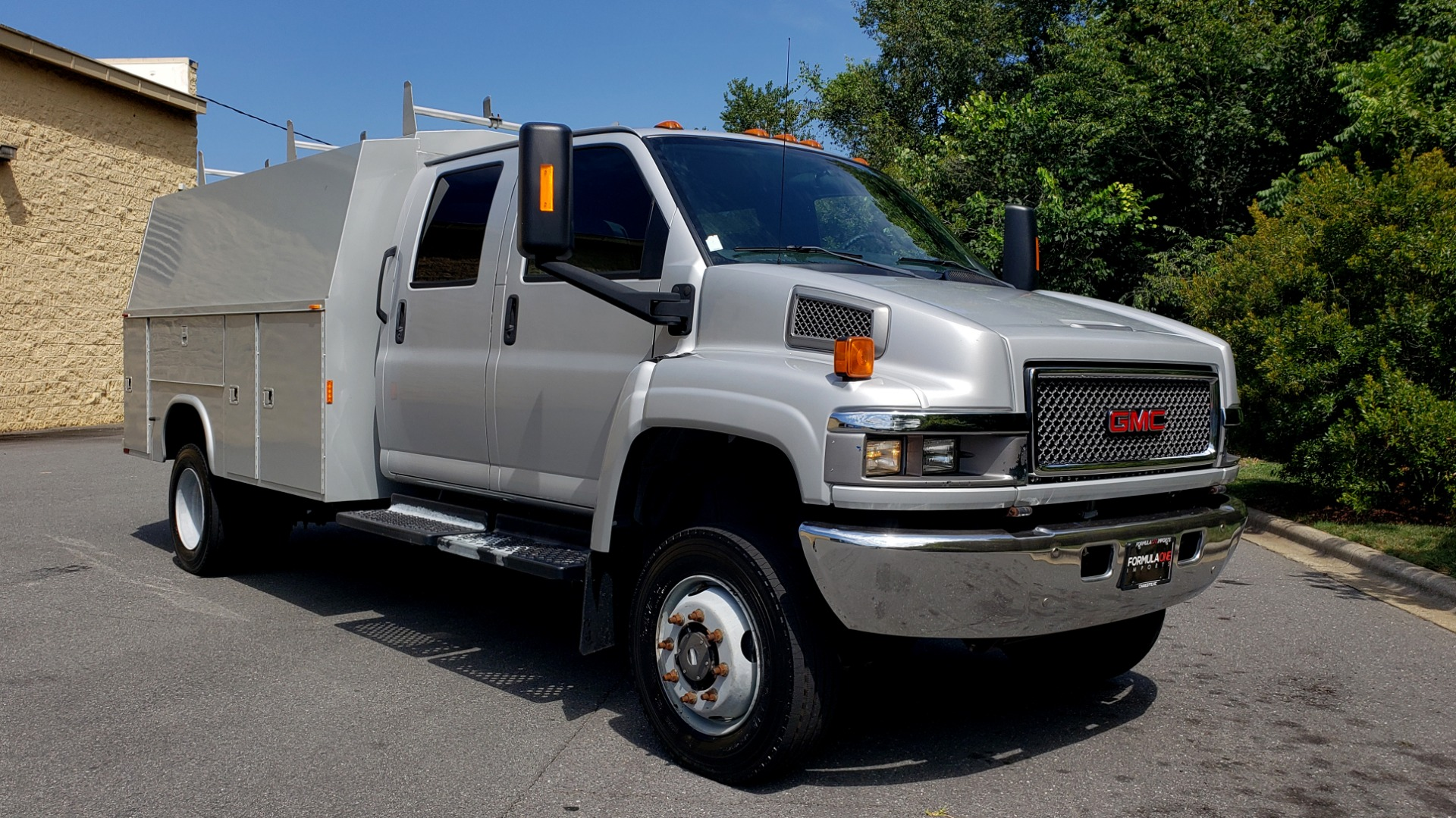 Used 2006 GMC TC4500 CREWCAB 4X4 6.6L DURAMAX / ALLISON TRANS / A/C / CRUISE CONTROL for sale Sold at Formula Imports in Charlotte NC 28227 6