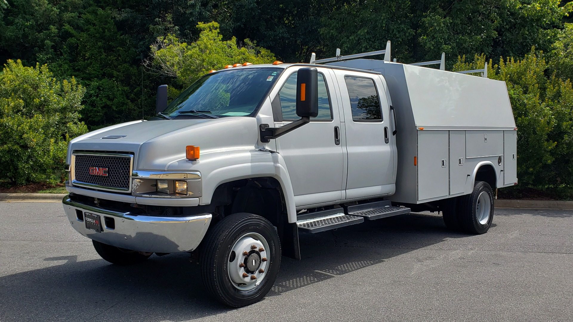 Used 2006 GMC TC4500 CREWCAB 4X4 6.6L DURAMAX / ALLISON TRANS / A/C / CRUISE CONTROL for sale Sold at Formula Imports in Charlotte NC 28227 1