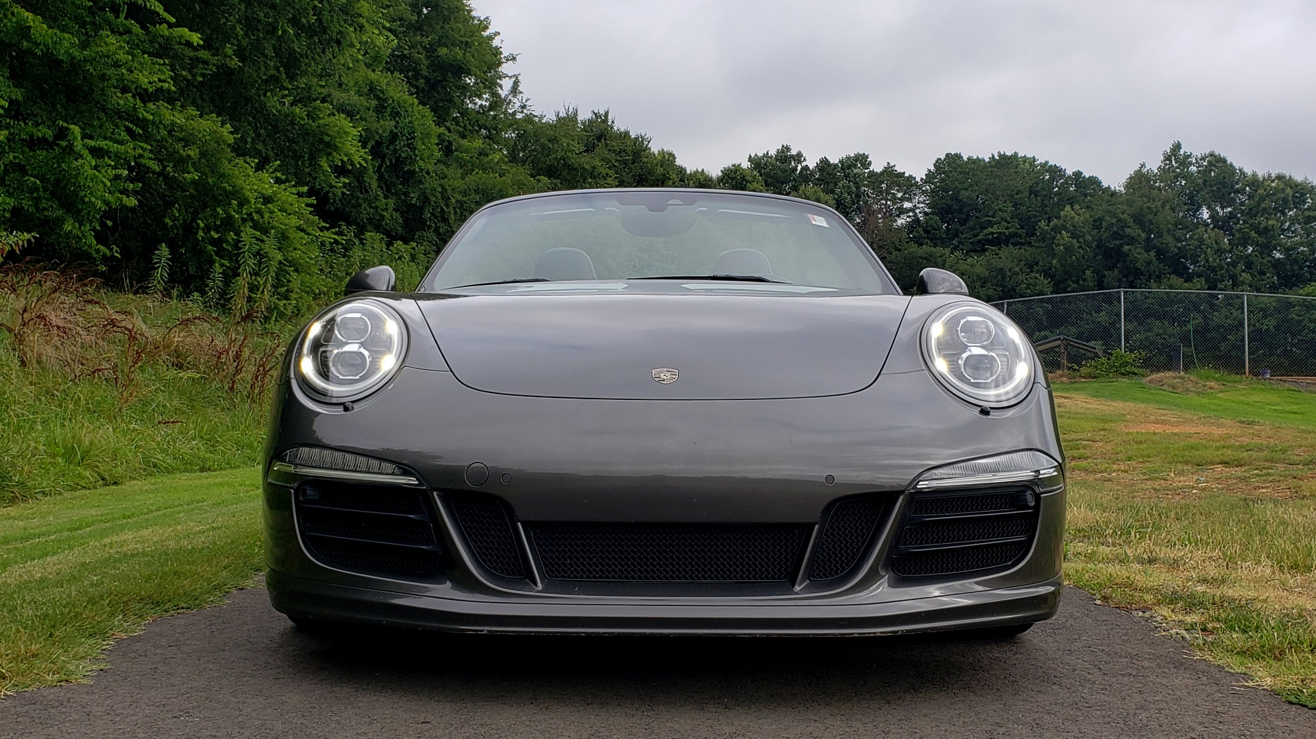 Used 2015 Porsche 911 CARRERA GTS / CONVERTIBLE / NAV / CHRONO / BOSE / REARVIEW for sale Sold at Formula Imports in Charlotte NC 28227 15