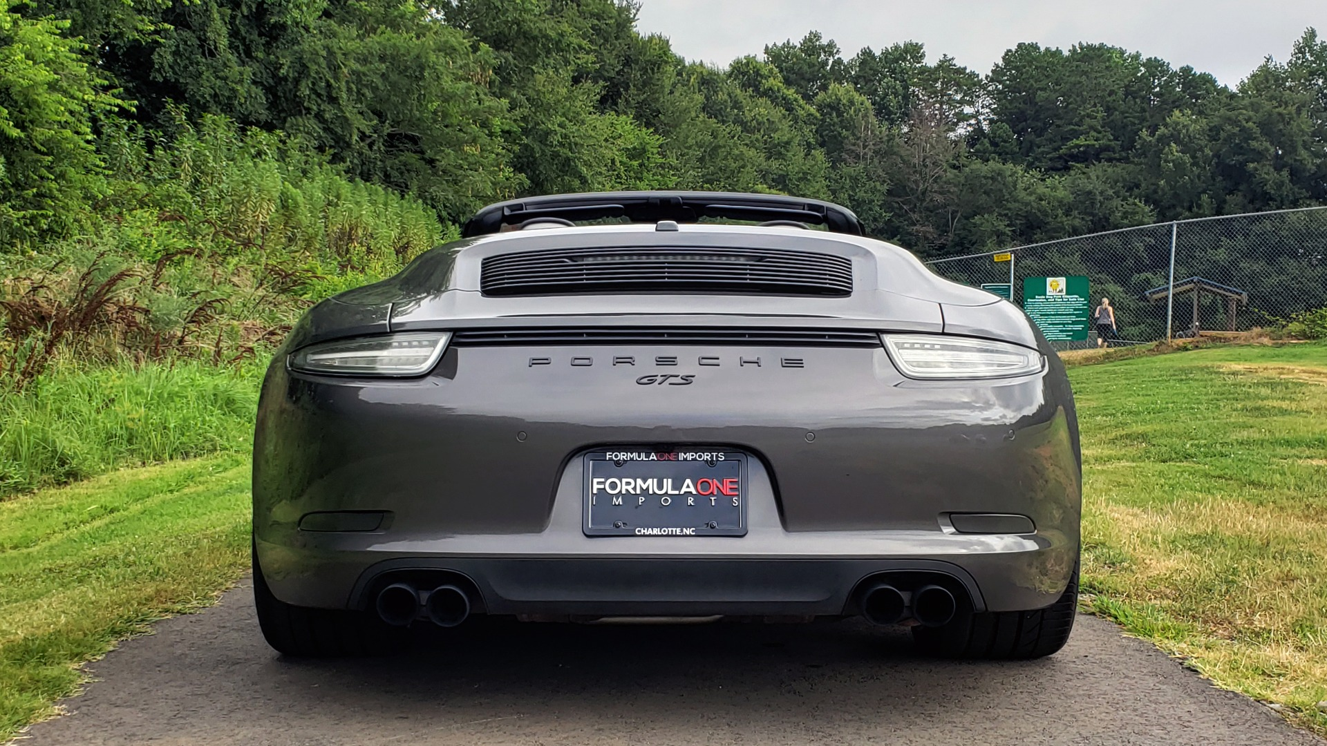 Used 2015 Porsche 911 CARRERA GTS / CONVERTIBLE / NAV / CHRONO / BOSE / REARVIEW for sale Sold at Formula Imports in Charlotte NC 28227 47