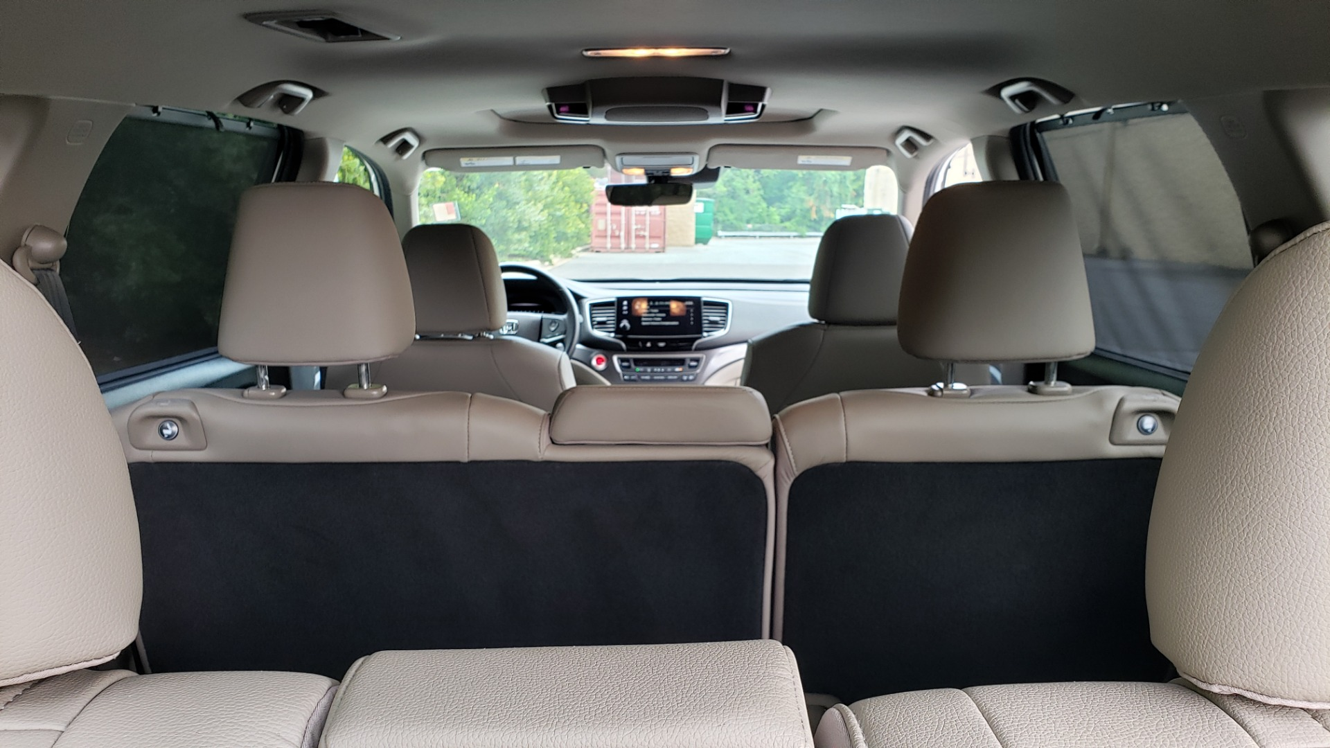 Used 2019 Honda PILOT EX-L / V6 / NAV / SUNROOF / DVD / 3-ROW / REARVIEW for sale Sold at Formula Imports in Charlotte NC 28227 14