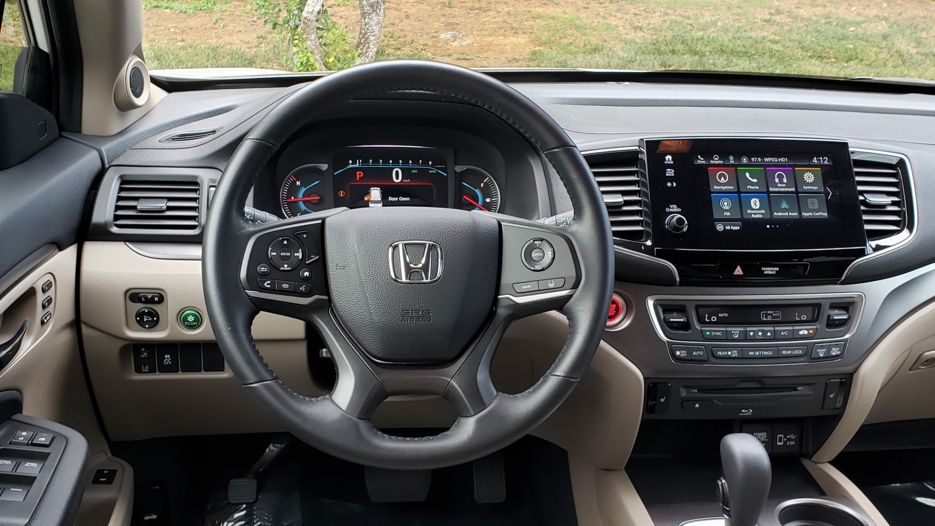 Used 2019 Honda PILOT EX-L / V6 / NAV / SUNROOF / DVD / 3-ROW / REARVIEW for sale Sold at Formula Imports in Charlotte NC 28227 40
