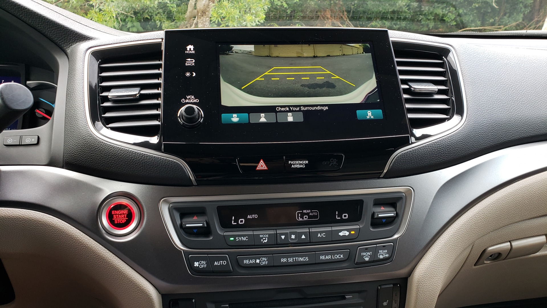 Used 2019 Honda PILOT EX-L / V6 / NAV / SUNROOF / DVD / 3-ROW / REARVIEW for sale Sold at Formula Imports in Charlotte NC 28227 46