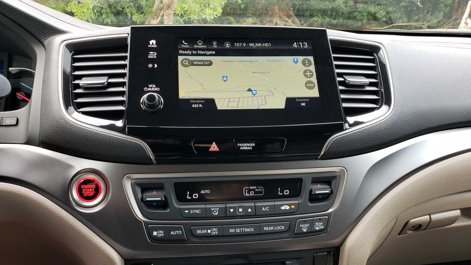 Used 2019 Honda PILOT EX-L / V6 / NAV / SUNROOF / DVD / 3-ROW / REARVIEW for sale Sold at Formula Imports in Charlotte NC 28227 47