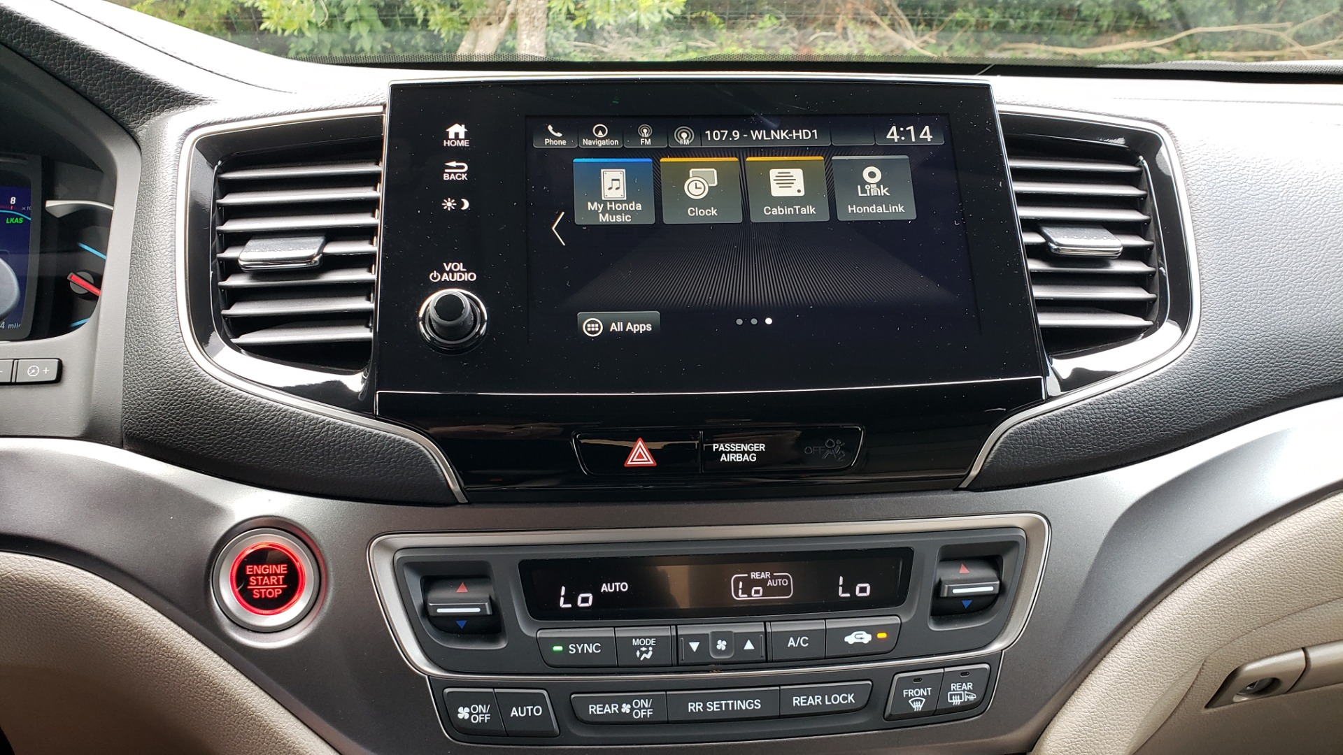 Used 2019 Honda PILOT EX-L / V6 / NAV / SUNROOF / DVD / 3-ROW / REARVIEW for sale Sold at Formula Imports in Charlotte NC 28227 50