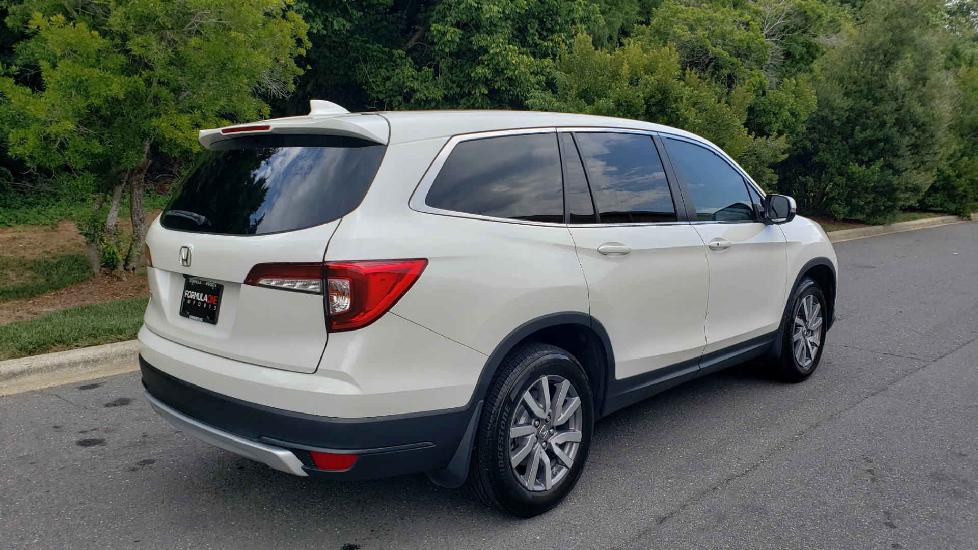 Used 2019 Honda PILOT EX-L / V6 / NAV / SUNROOF / DVD / 3-ROW / REARVIEW for sale Sold at Formula Imports in Charlotte NC 28227 6