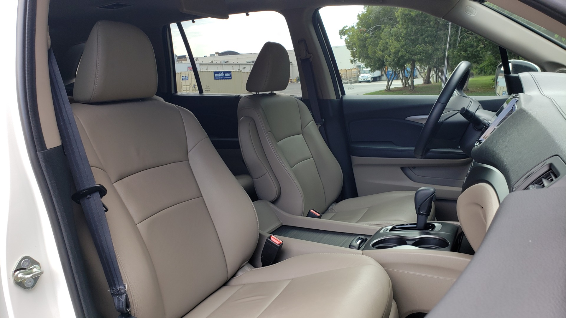 Used 2019 Honda PILOT EX-L / V6 / NAV / SUNROOF / DVD / 3-ROW / REARVIEW for sale Sold at Formula Imports in Charlotte NC 28227 73