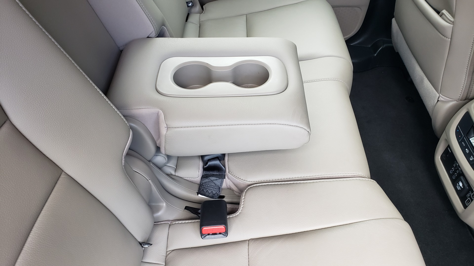 Used 2019 Honda PILOT EX-L / V6 / NAV / SUNROOF / DVD / 3-ROW / REARVIEW for sale Sold at Formula Imports in Charlotte NC 28227 80