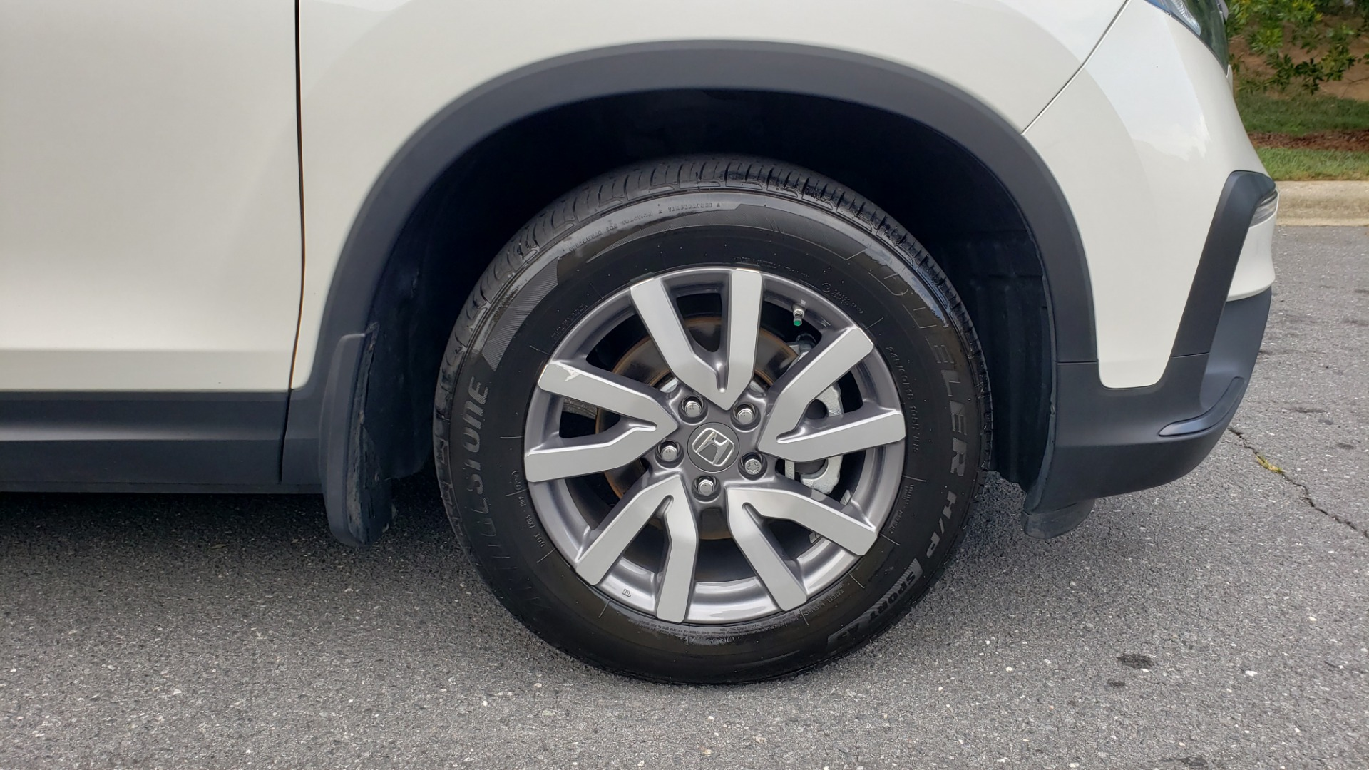 Used 2019 Honda PILOT EX-L / V6 / NAV / SUNROOF / DVD / 3-ROW / REARVIEW for sale Sold at Formula Imports in Charlotte NC 28227 90