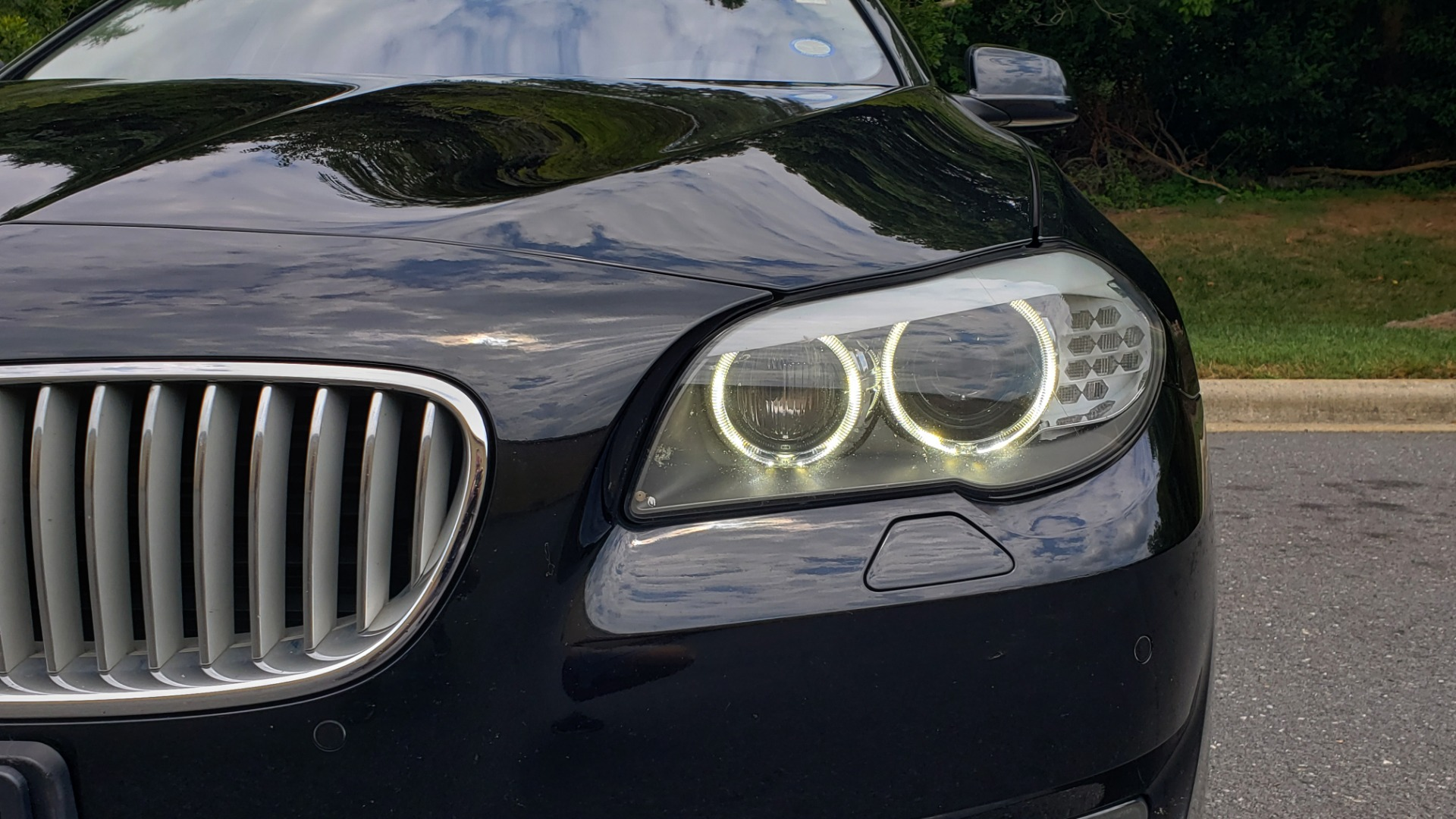 Used 2013 BMW 5 SERIES 550I XDRIVE LUX PKG / EXEC / COLD WTHR / NAV / SUNROOF / REARVIEW for sale $17,995 at Formula Imports in Charlotte NC 28227 18