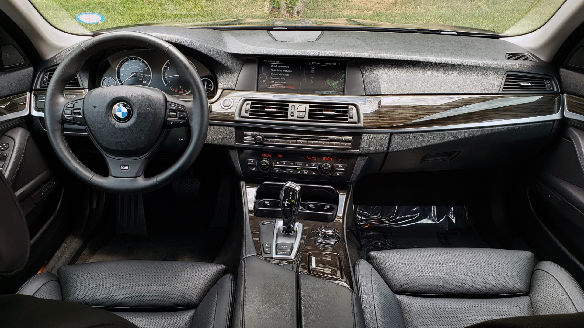 Used 2013 BMW 5 SERIES 550I XDRIVE LUX PKG / EXEC / COLD WTHR / NAV / SUNROOF / REARVIEW for sale Sold at Formula Imports in Charlotte NC 28227 70