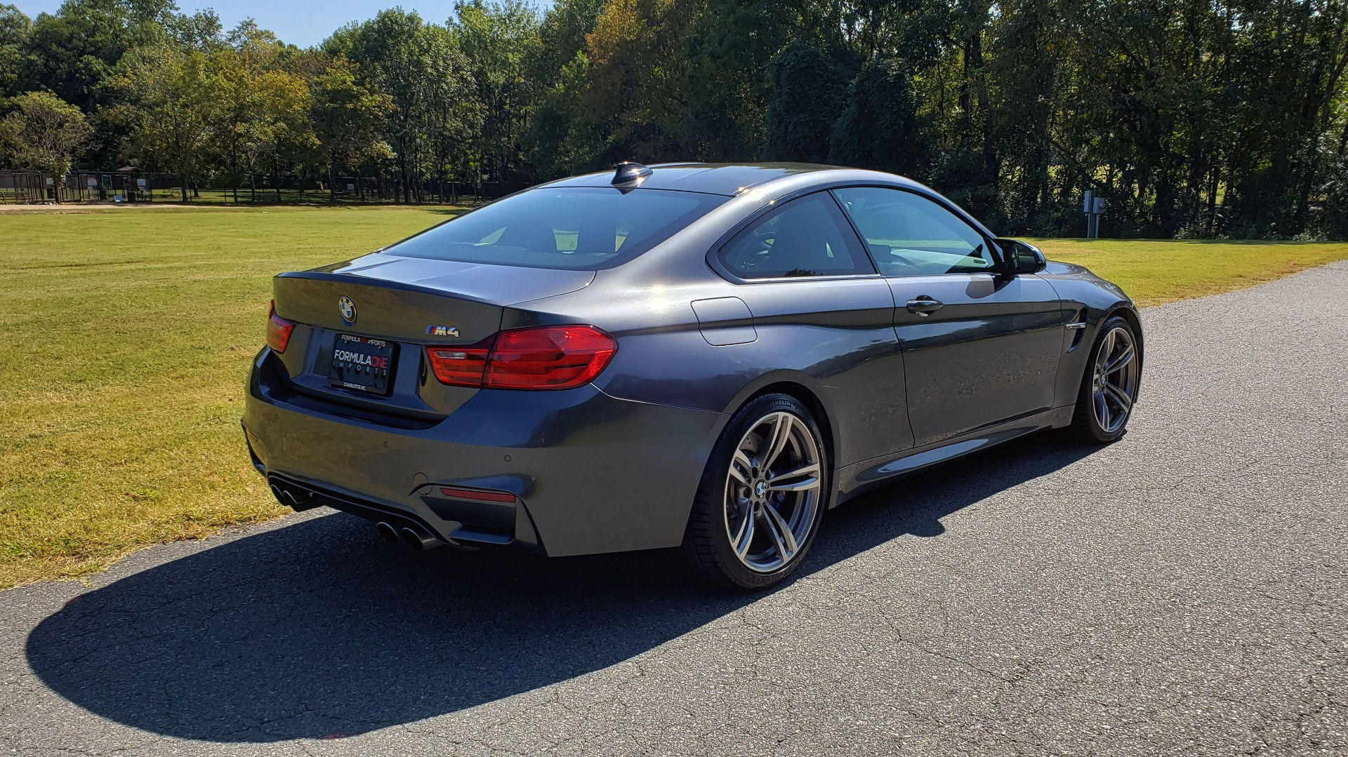 Used 2015 BMW M4 COUPE / EXEC PKG / ADAPT M SUSP / CF ROOF / NAV / REARVIEW for sale Sold at Formula Imports in Charlotte NC 28227 12