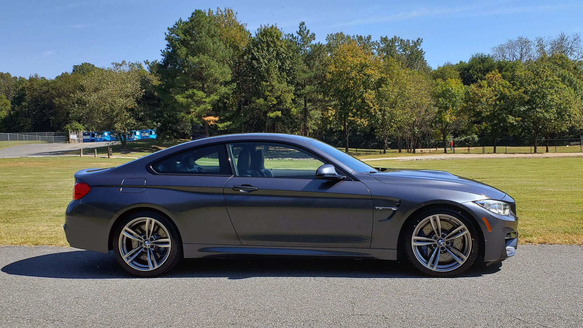 Used 2015 BMW M4 COUPE / EXEC PKG / ADAPT M SUSP / CF ROOF / NAV / REARVIEW for sale Sold at Formula Imports in Charlotte NC 28227 13