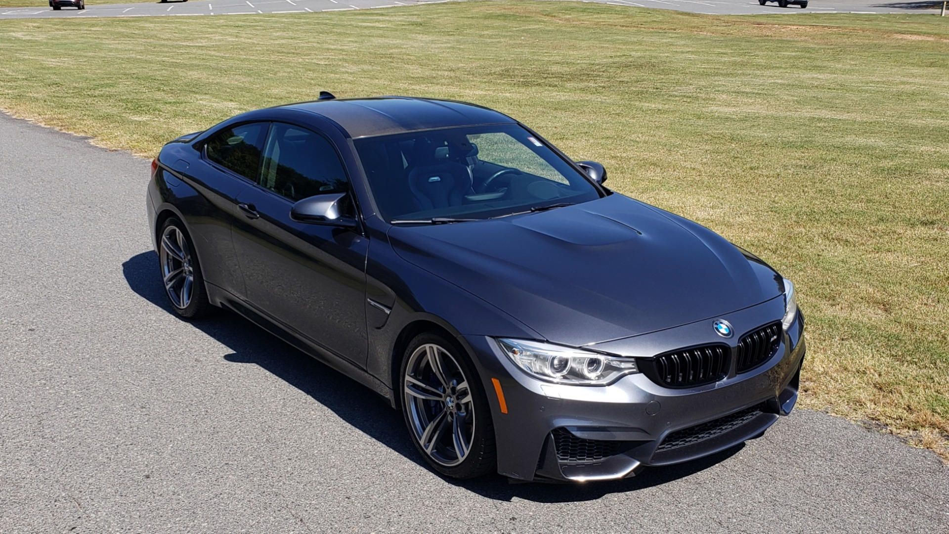 Used 2015 BMW M4 COUPE / EXEC PKG / ADAPT M SUSP / CF ROOF / NAV / REARVIEW for sale Sold at Formula Imports in Charlotte NC 28227 14