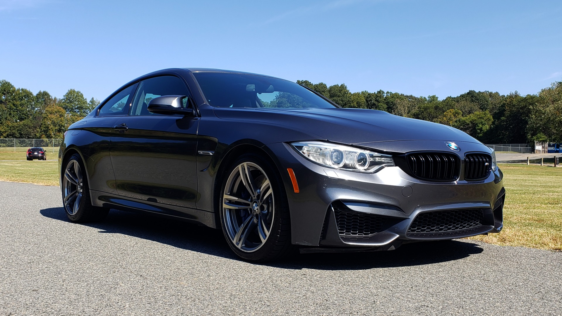 Used 2015 BMW M4 COUPE / EXEC PKG / ADAPT M SUSP / CF ROOF / NAV / REARVIEW for sale Sold at Formula Imports in Charlotte NC 28227 15