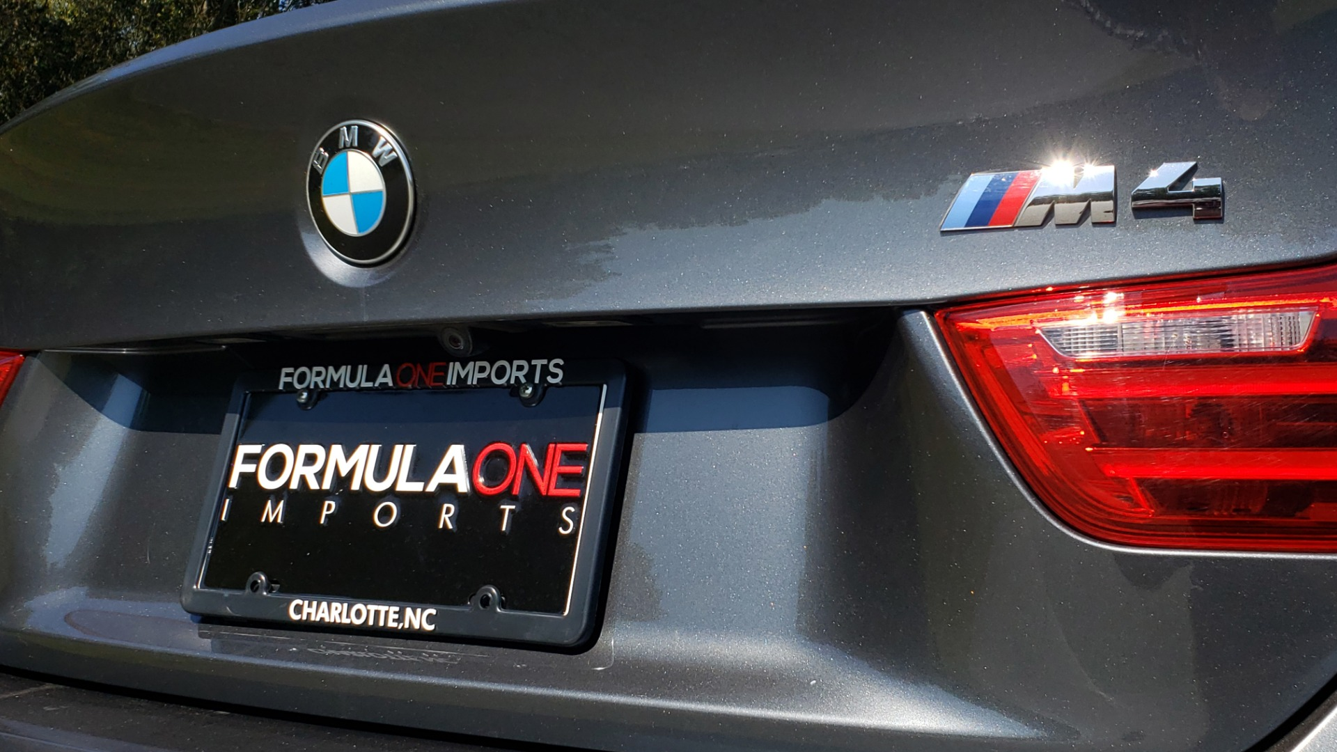 Used 2015 BMW M4 COUPE / EXEC PKG / ADAPT M SUSP / CF ROOF / NAV / REARVIEW for sale Sold at Formula Imports in Charlotte NC 28227 36