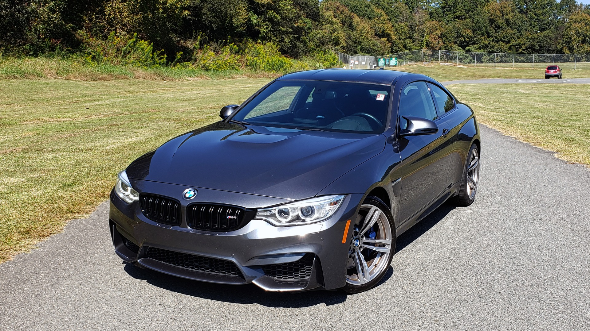 Used 2015 BMW M4 COUPE / EXEC PKG / ADAPT M SUSP / CF ROOF / NAV / REARVIEW for sale Sold at Formula Imports in Charlotte NC 28227 7