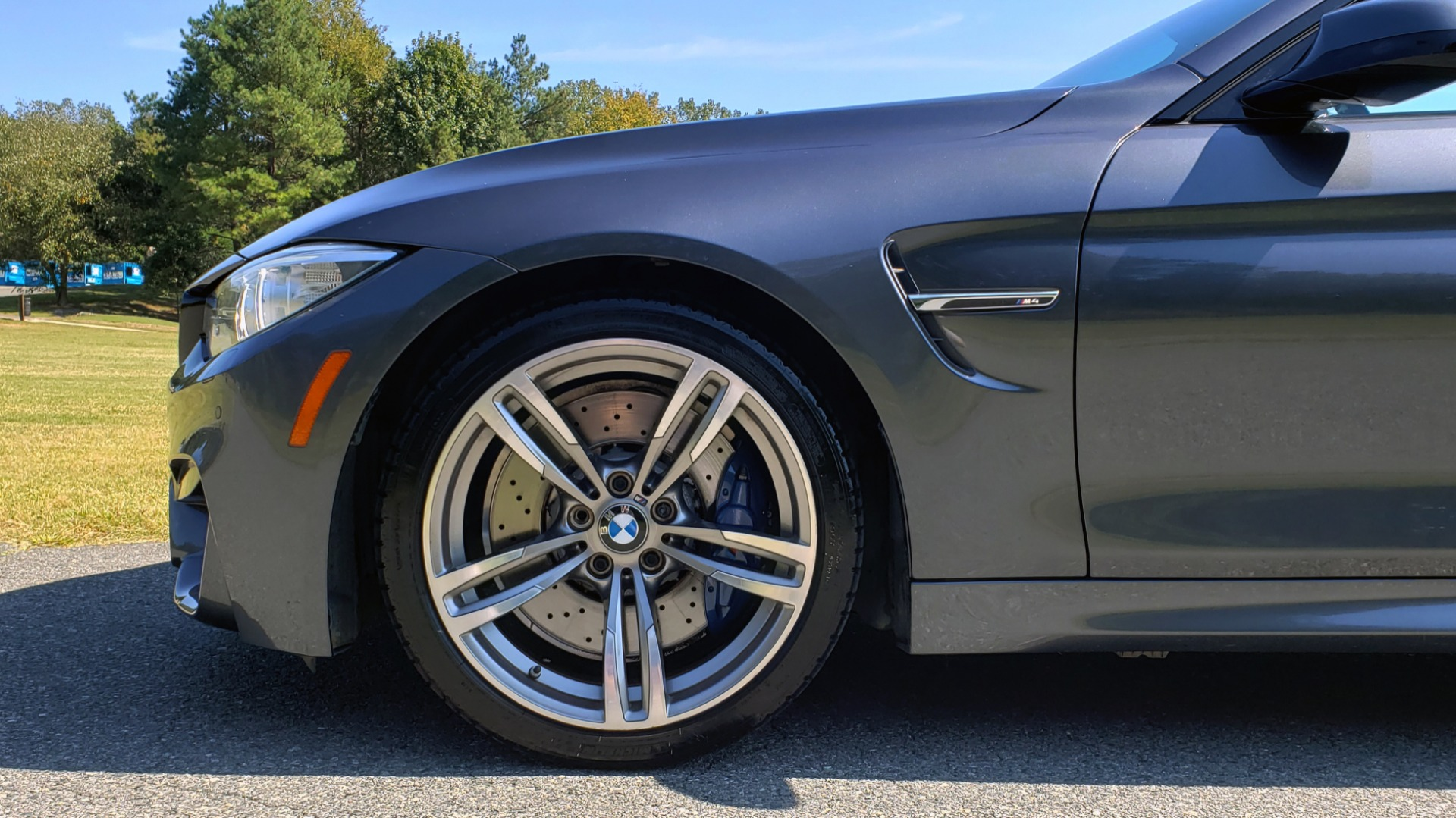 Used 2015 BMW M4 COUPE / EXEC PKG / ADAPT M SUSP / CF ROOF / NAV / REARVIEW for sale Sold at Formula Imports in Charlotte NC 28227 79