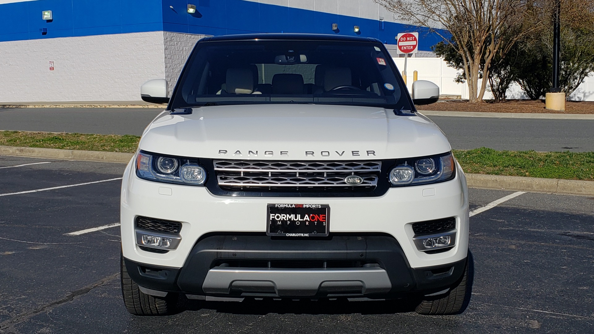 Used 2016 Land Rover RANGE ROVER SPORT SC V6 / NAV / PANO-ROOF / REARVIEW / VISION PKG for sale Sold at Formula Imports in Charlotte NC 28227 23