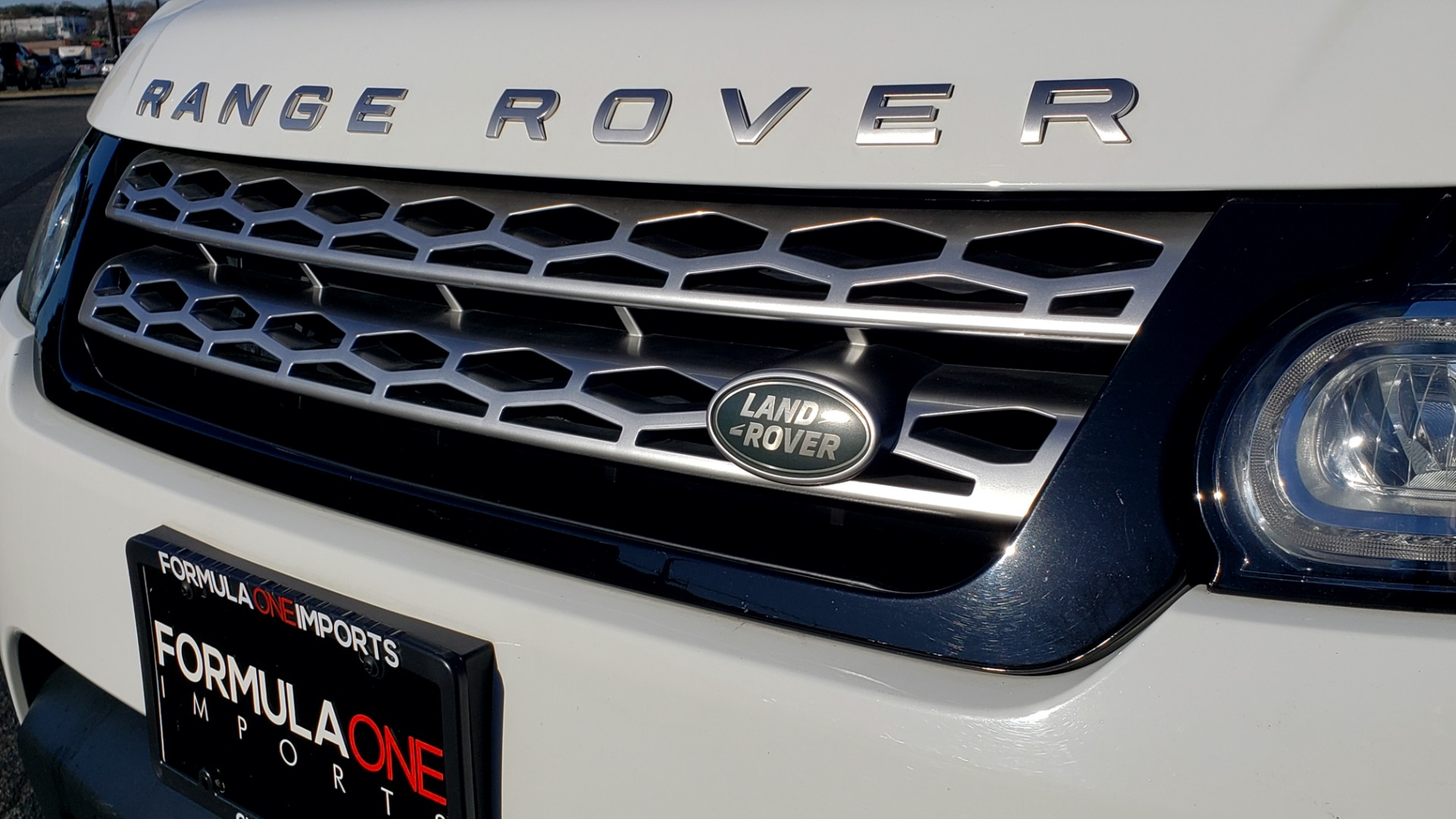 Used 2016 Land Rover RANGE ROVER SPORT SC V6 / NAV / PANO-ROOF / REARVIEW / VISION PKG for sale Sold at Formula Imports in Charlotte NC 28227 26